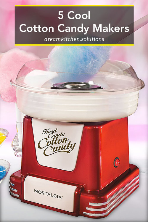 Cool Cotton Candy Makers - Buyer's Guide and Reviews