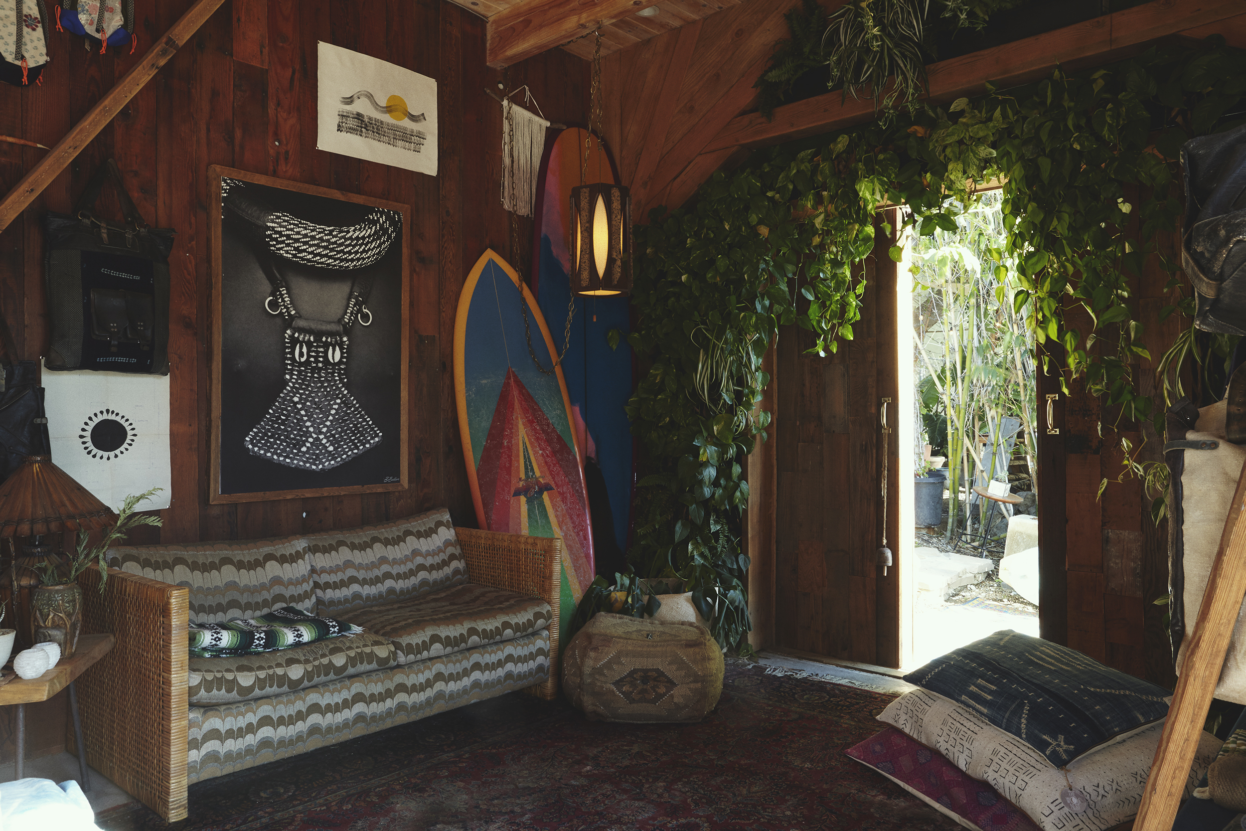 Jobi's boutique, Sefari in Malibu