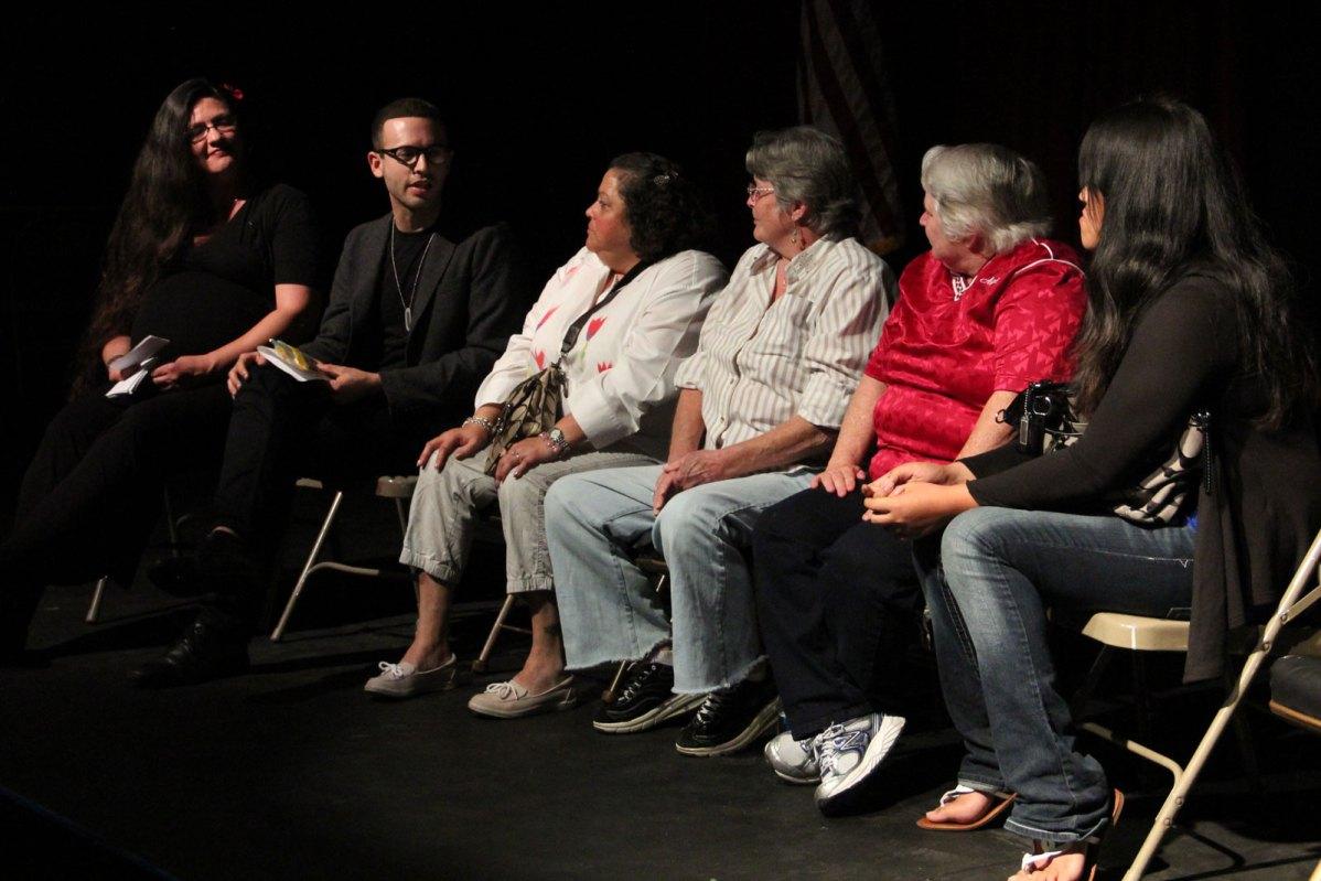 SFVFF 2013 Panel LGBTQ