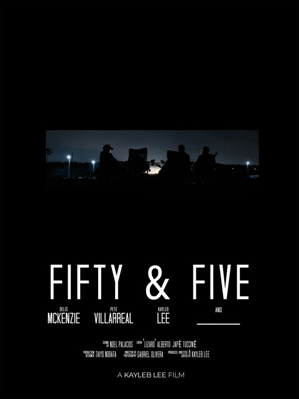 Fifty & Five by Kayleb Lee