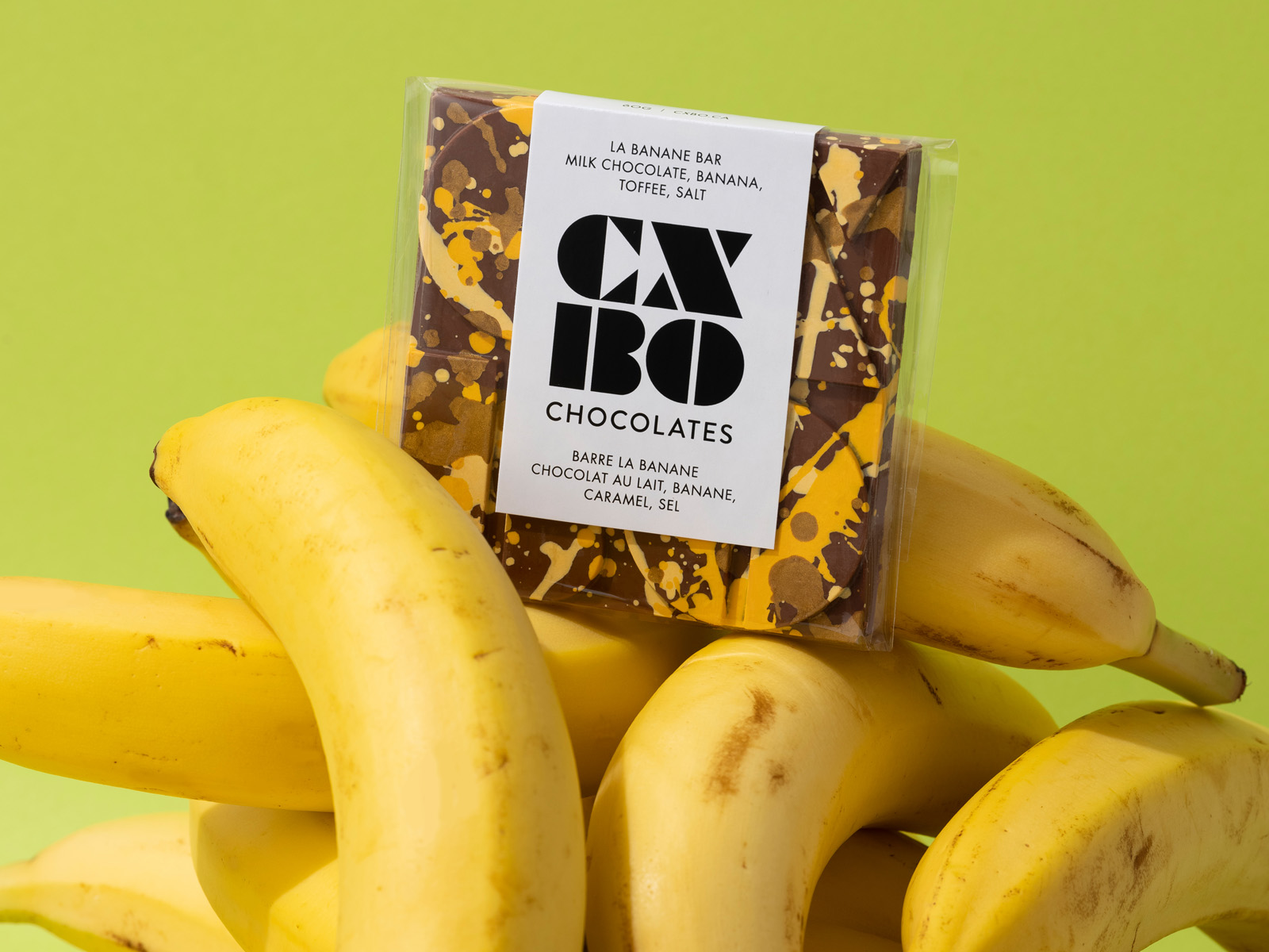CXBO Banana Bar
