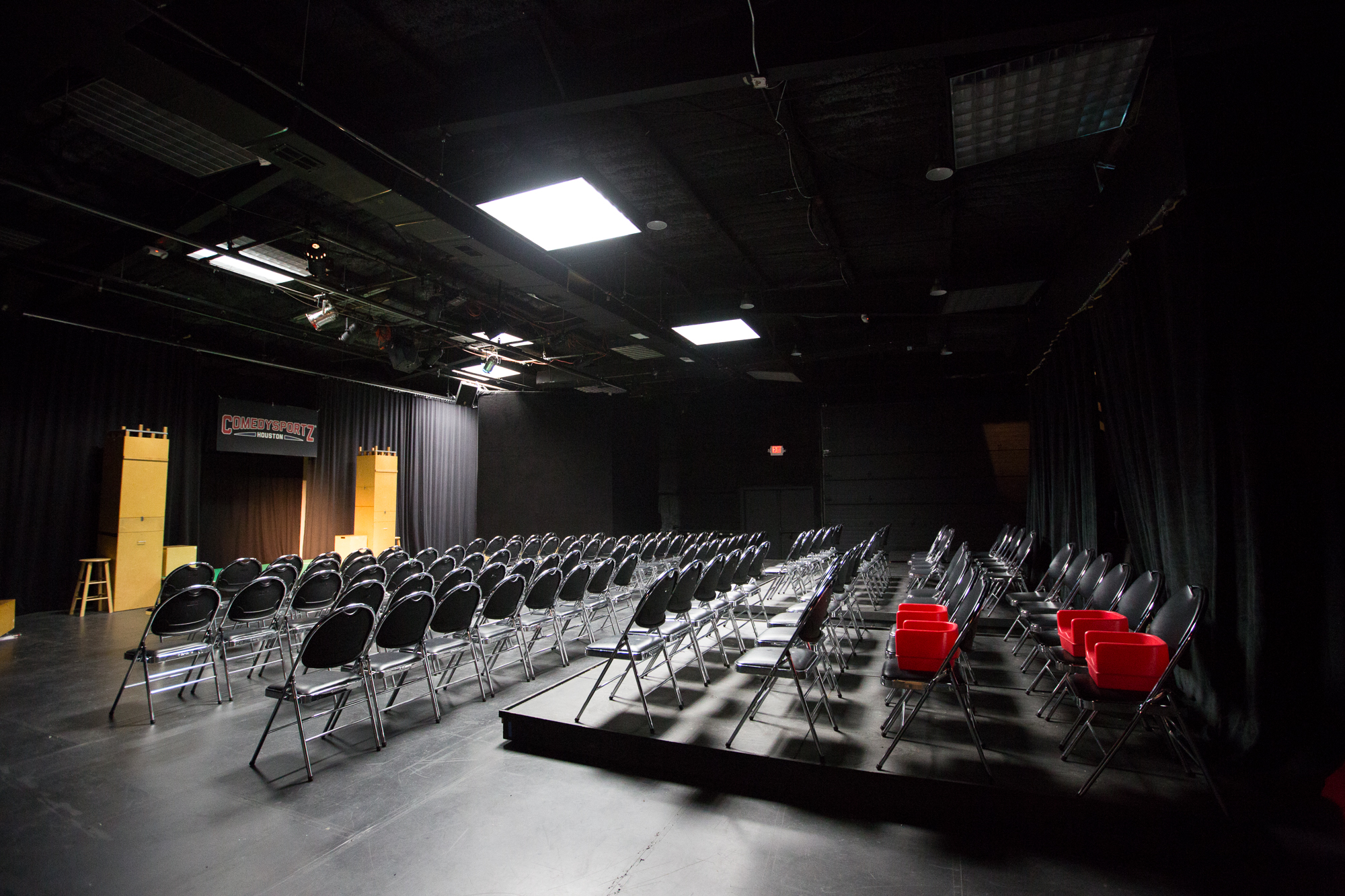 Large Rental Theatre