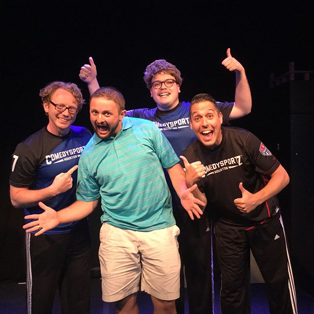 We had some great volunteers at tonight's show! #cszhouston #cszworldwide