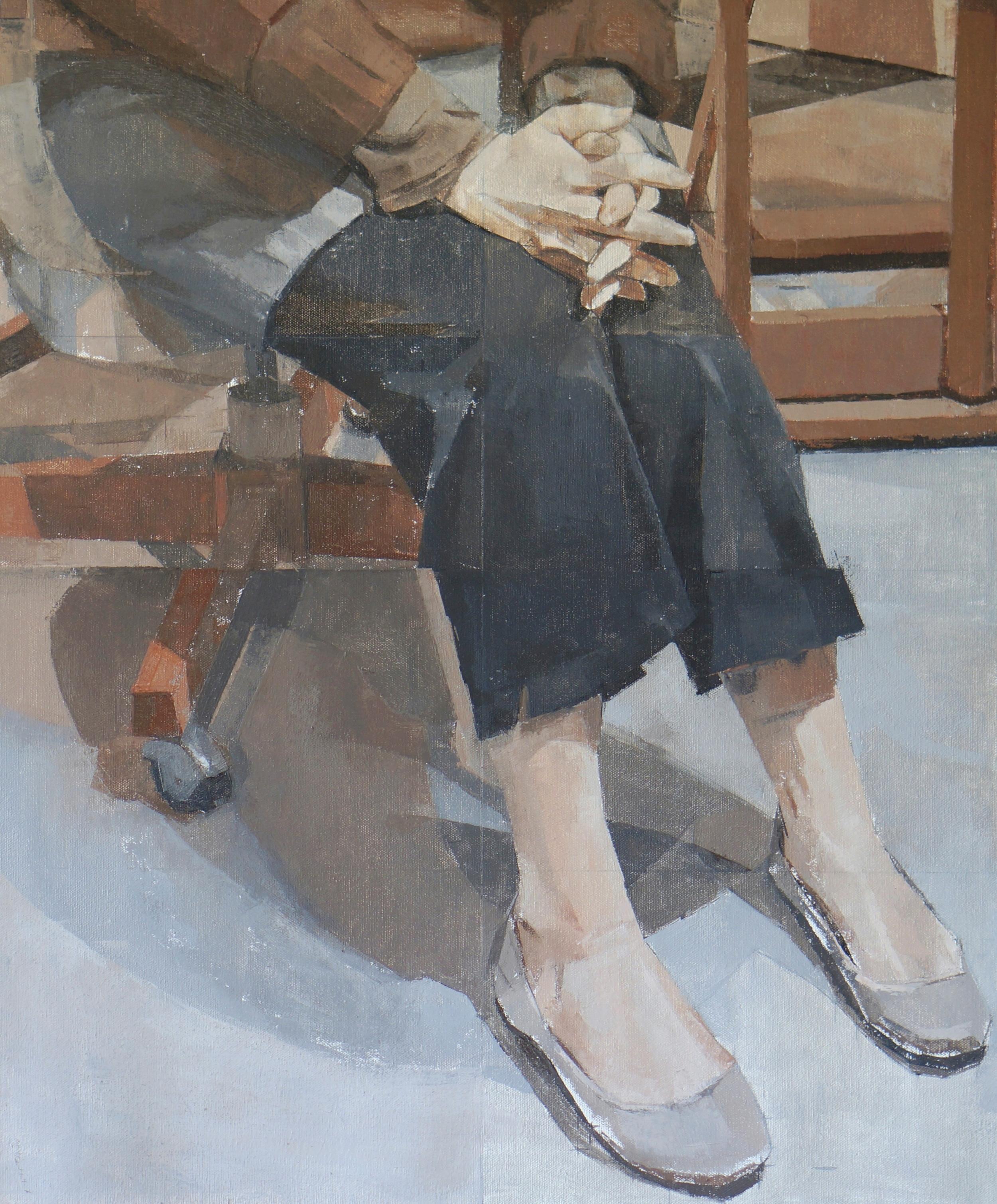 Figure in the Studio
