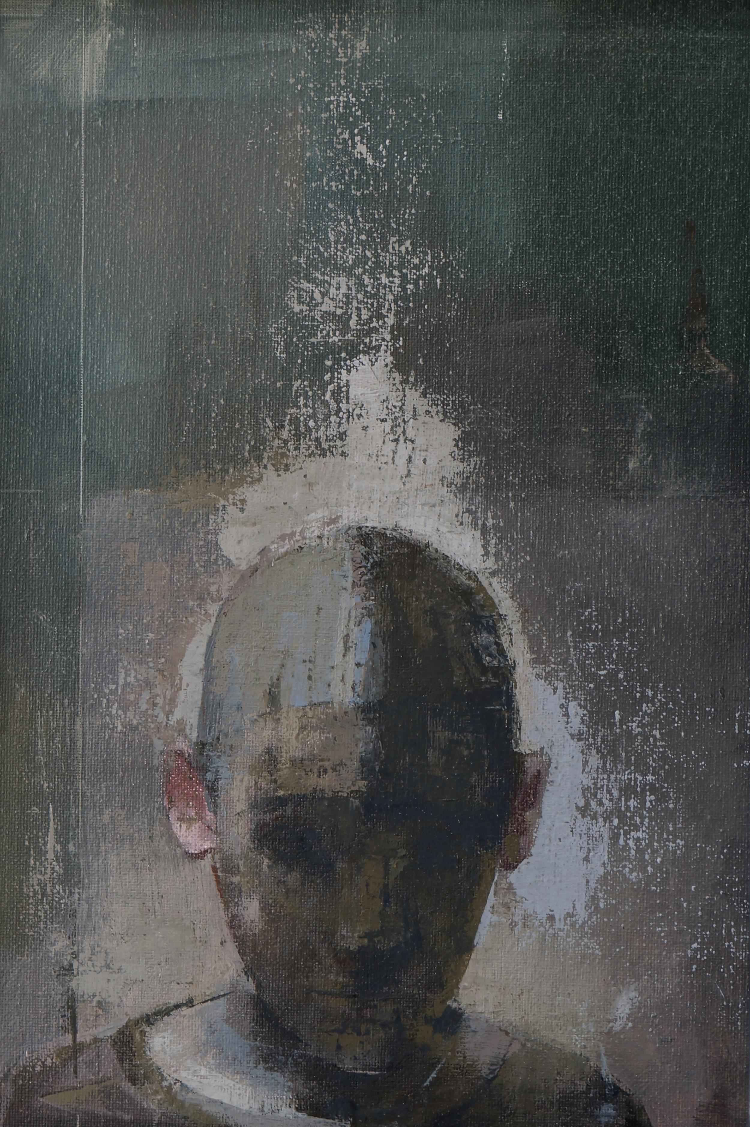 Steve in Shadow