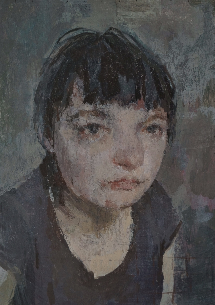 E.B. Portrait