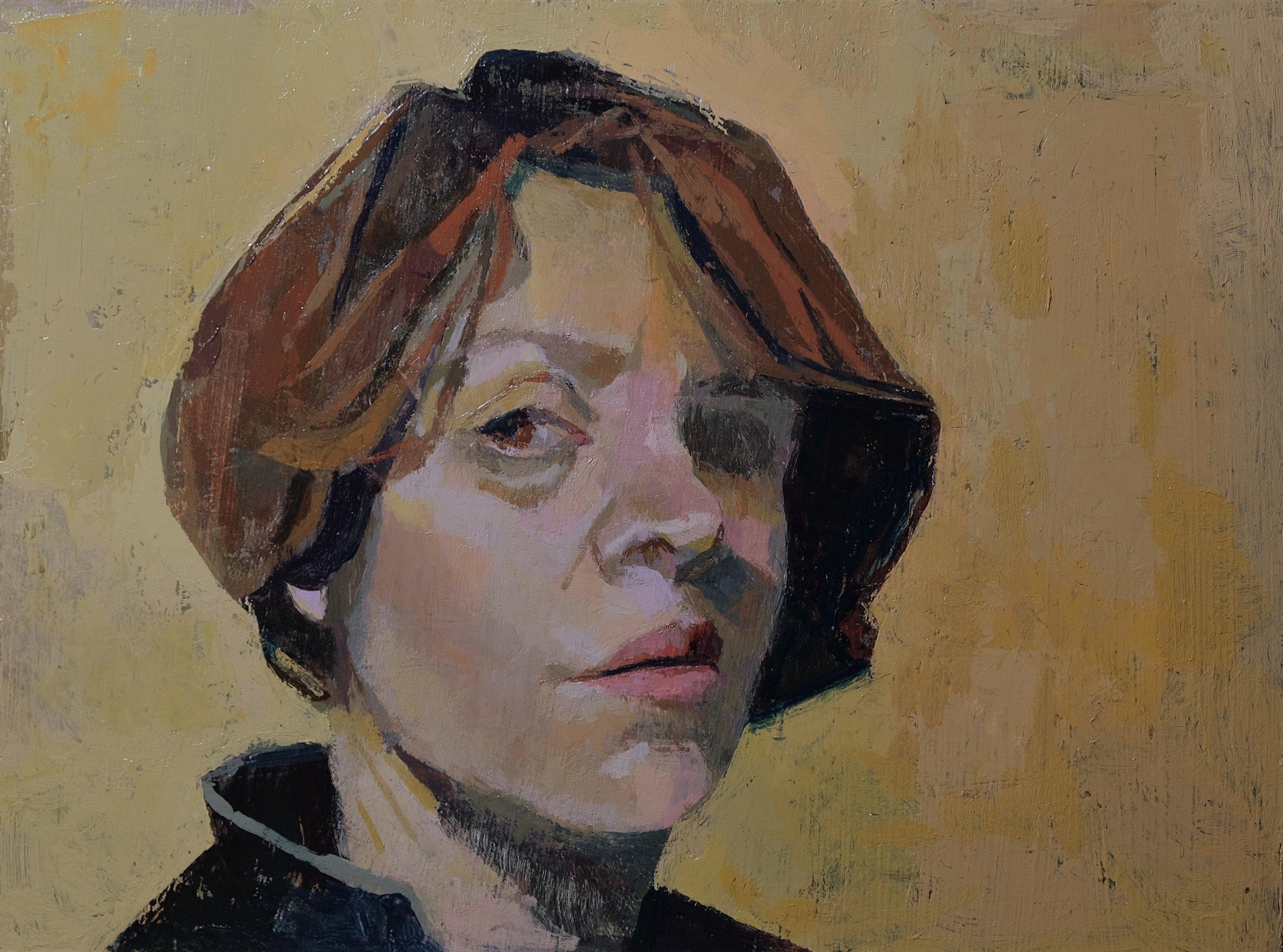 Last minute portrait