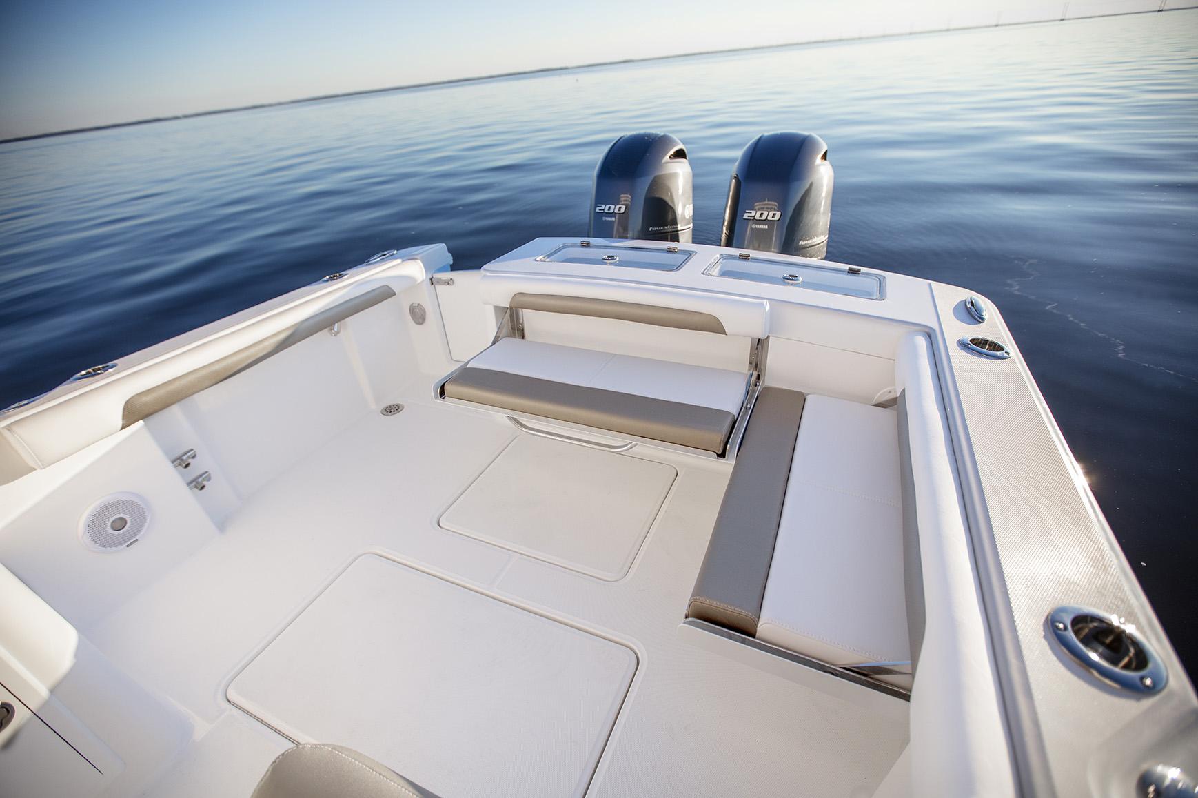 27 Dual Console — Albemarle Boats