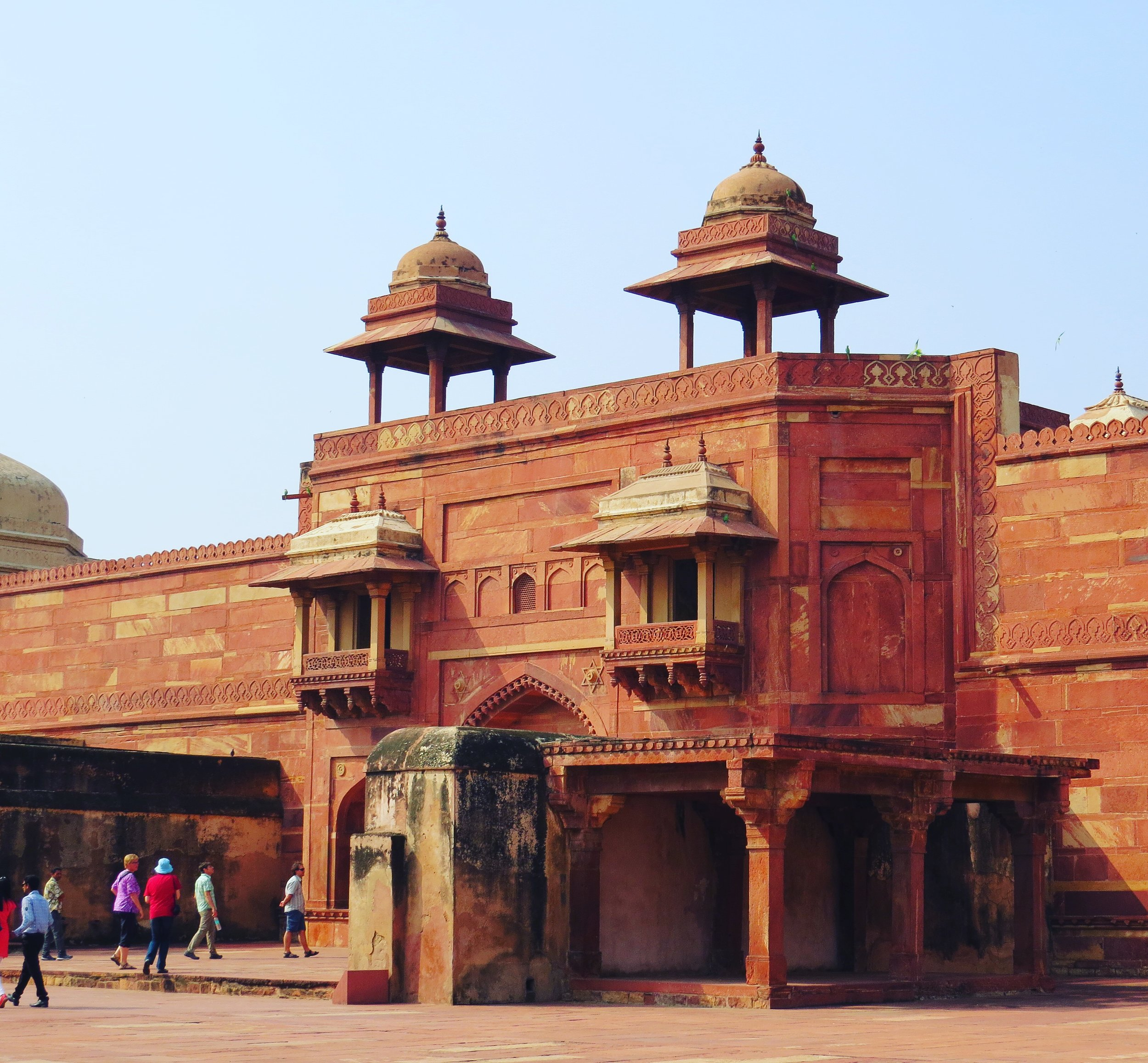 RED FORT, NEW DELHI, INDIA