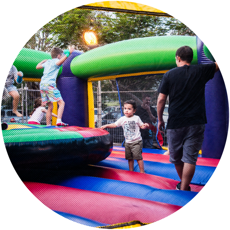 FREE FAMILY FAVOURITES - Christmas at Lifepointe is all about fun for the whole family and there truly is something here for everyone; the kids and the young at heart. Come and enjoy free face painting, balloon creations, fairy floss, popcorn and a jumping castle.