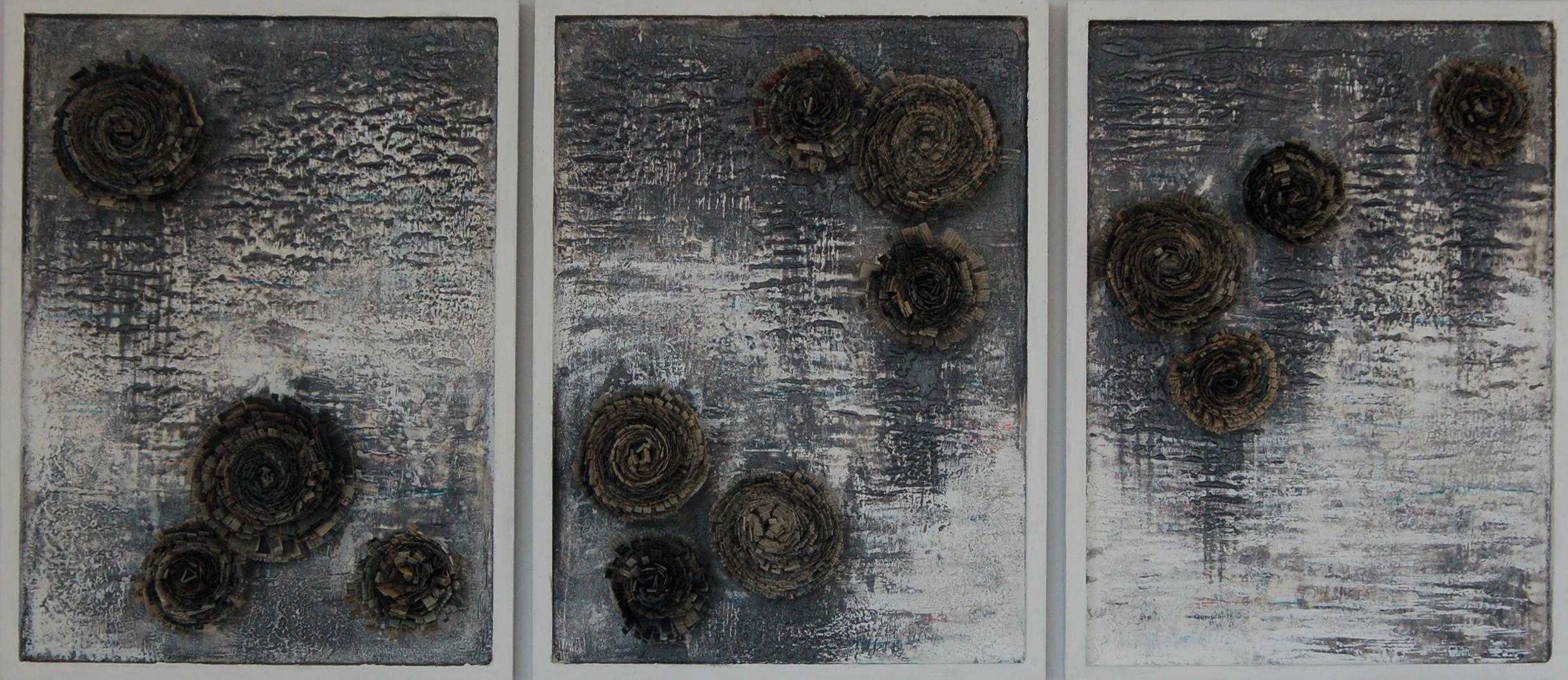 Moonlight (triptych)