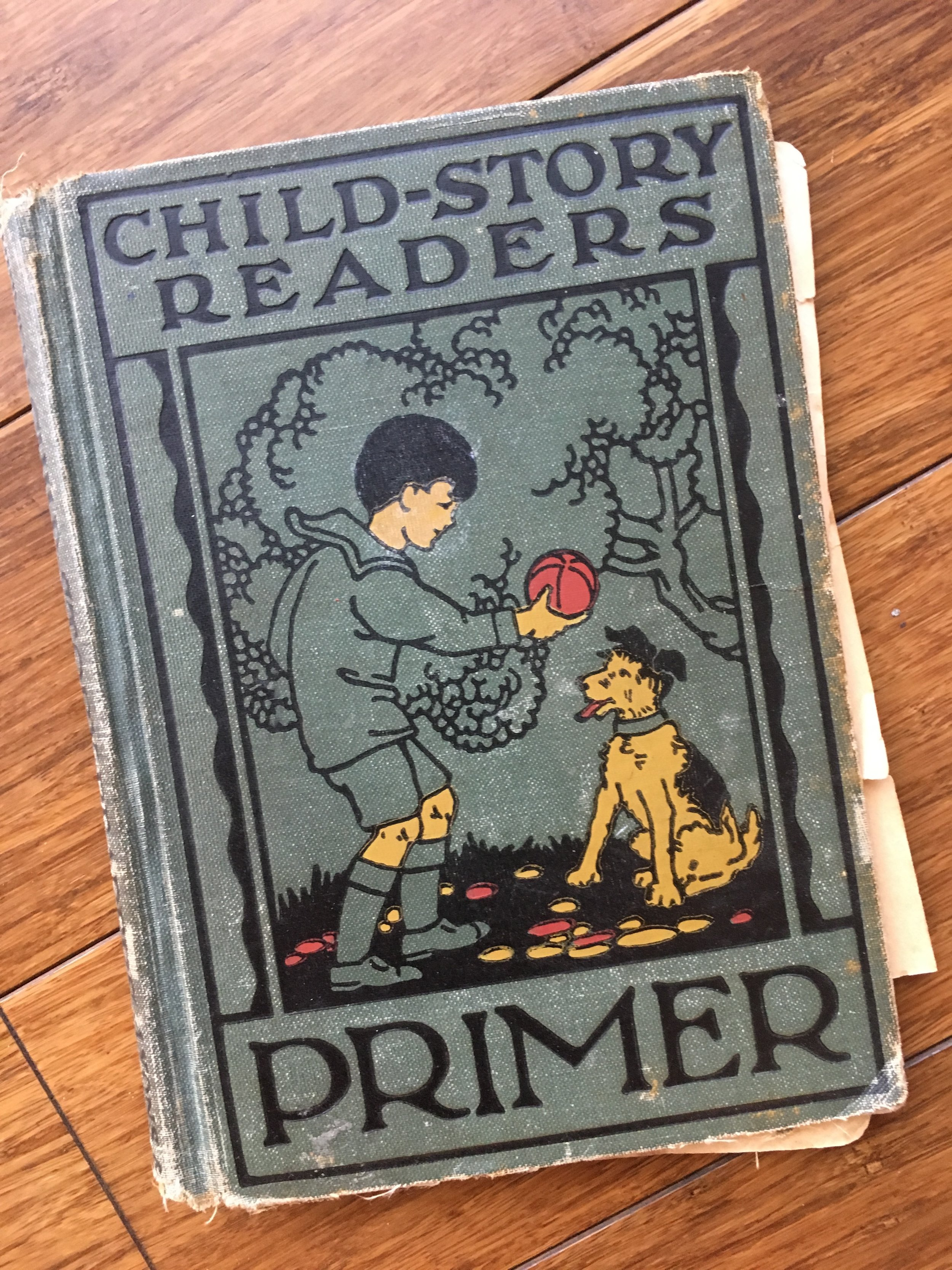 1927 Vintage Primer Cover