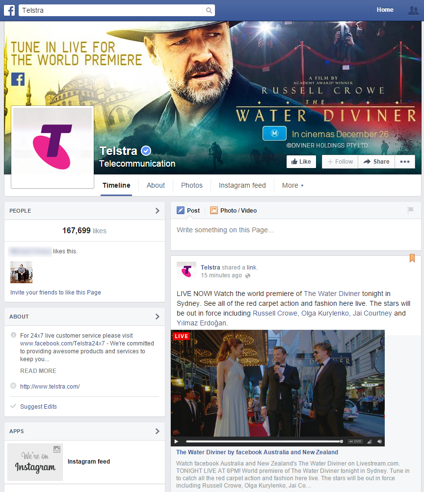 Rogues Gallery Live Stream Water Diviner