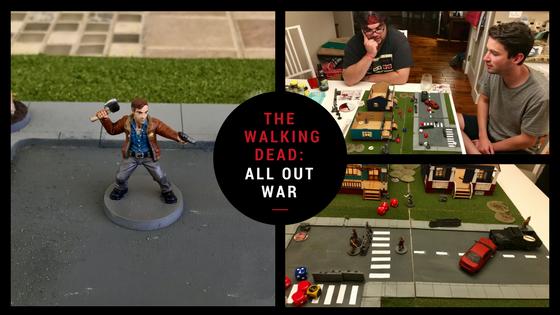 walking dead all out war