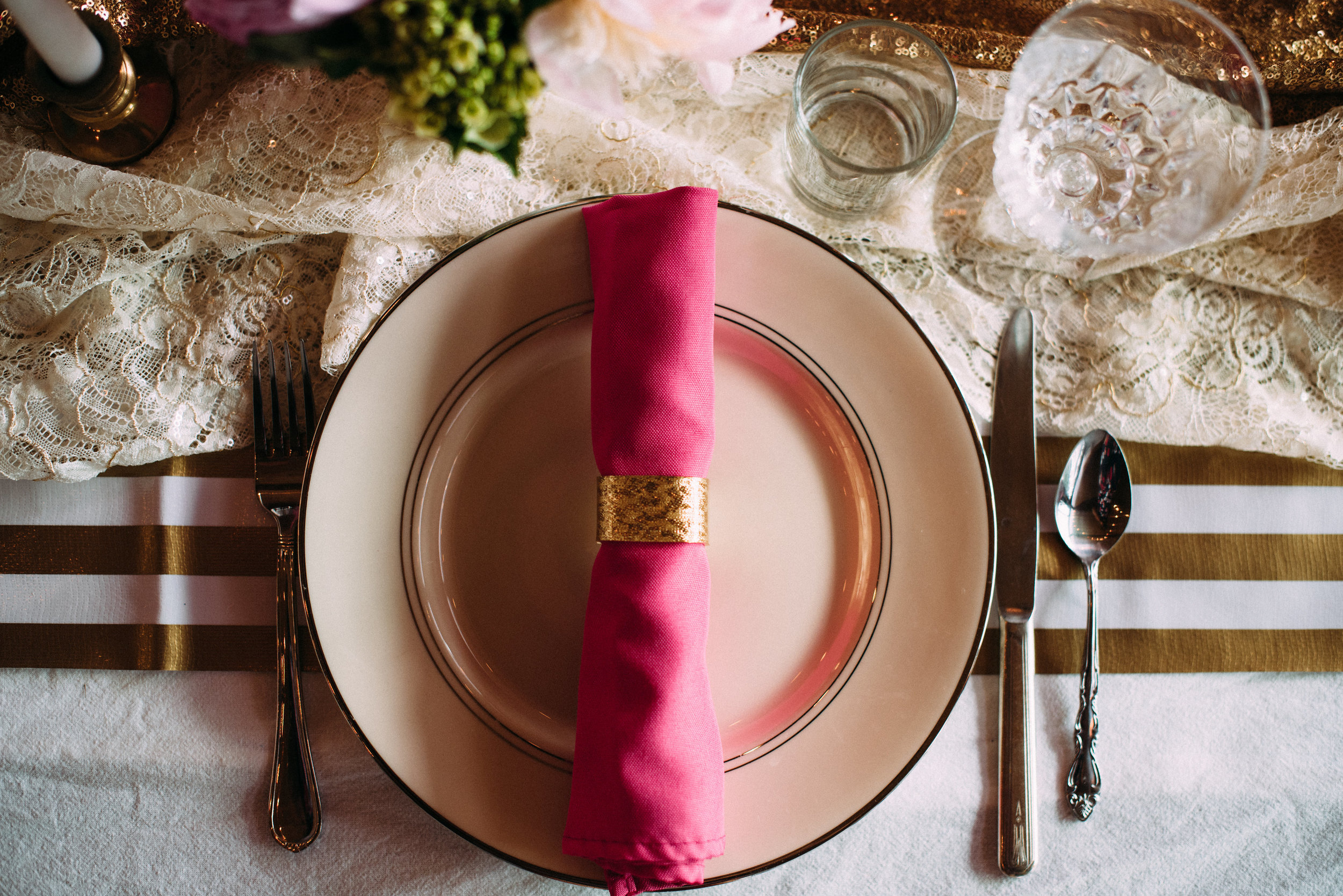 Surprise! Kate Spade Inspired Party