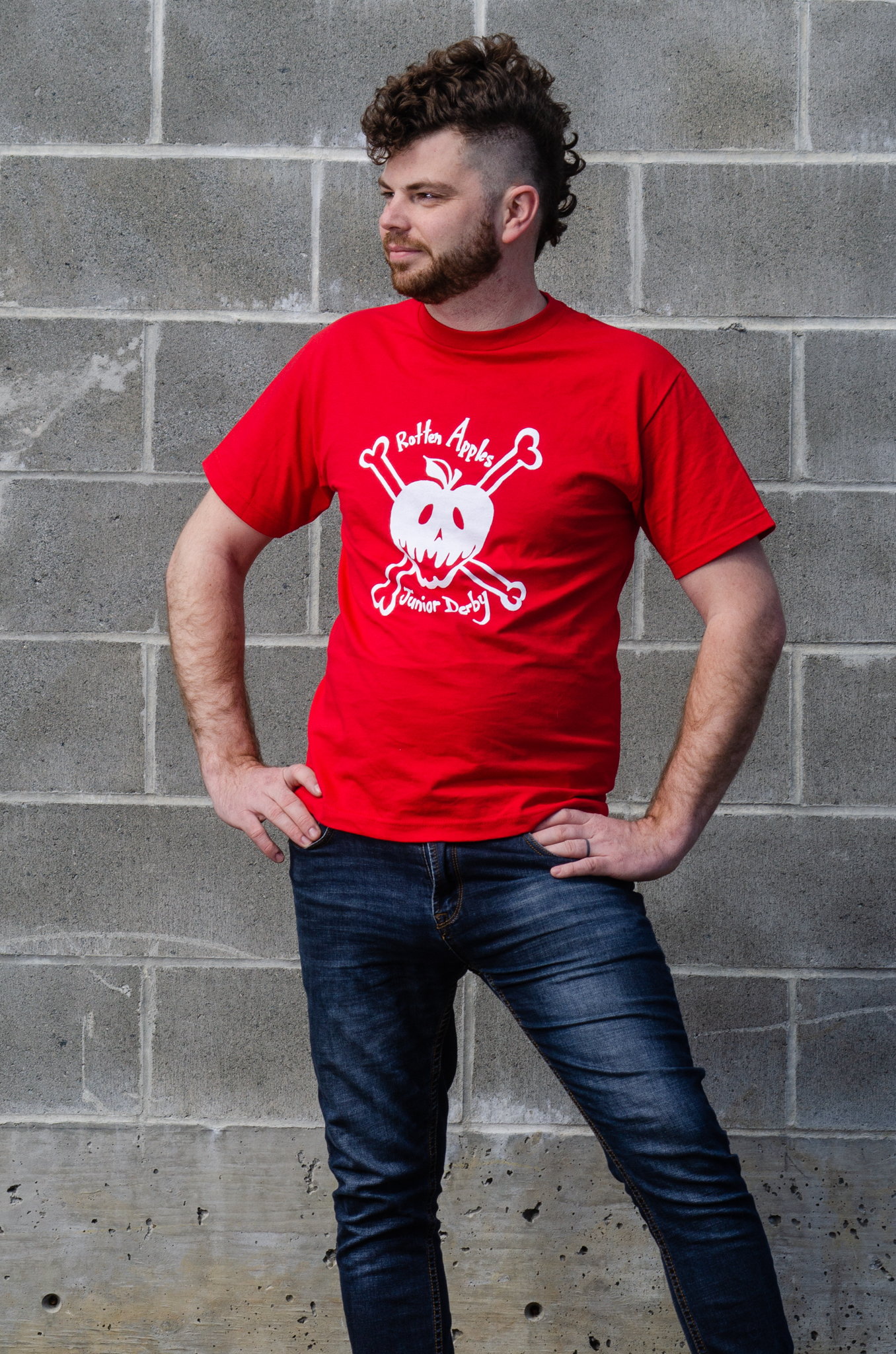 Rotten Apples | Red T-Shirt
