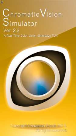 Chromatic Vision Simulator by Kazunori Asada   https://appsto.re/us/oCgnx.i