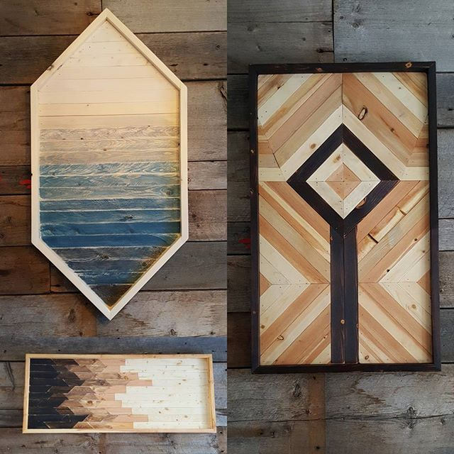 Hi guys! I've got some pieces that need a home! DM me for pricing or sizes :) #woodworking #woodartist #lathart#lathartwork #yeg#art#artist