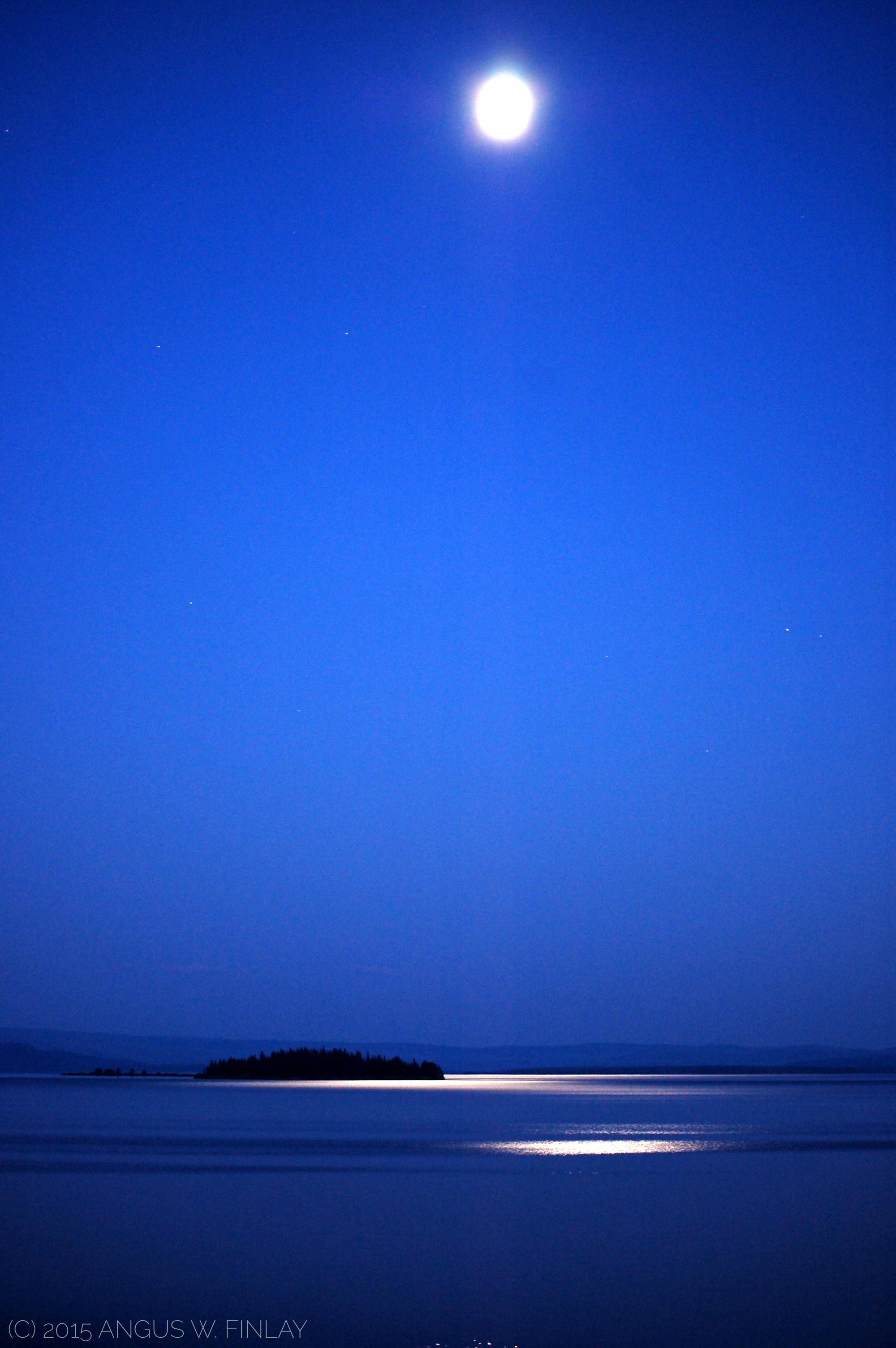 Lake Moonrise