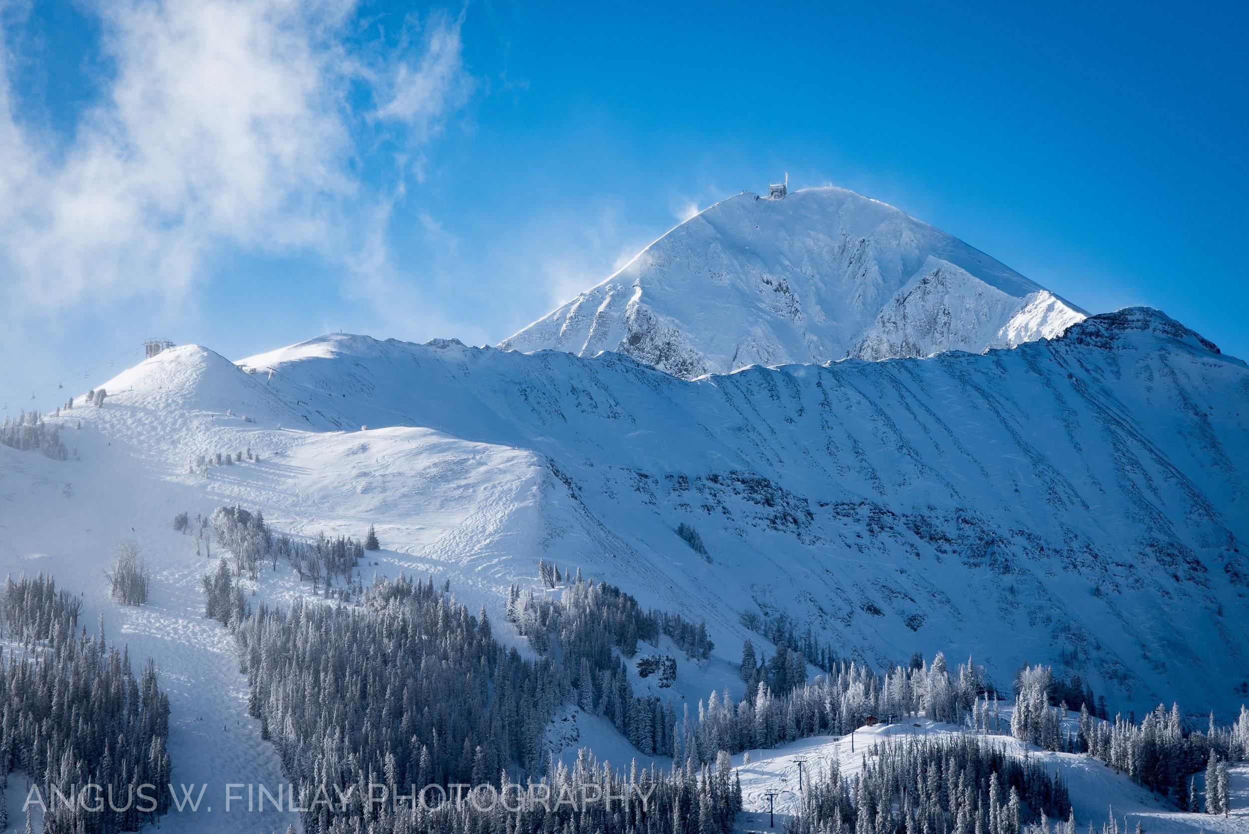 Windblown Peak