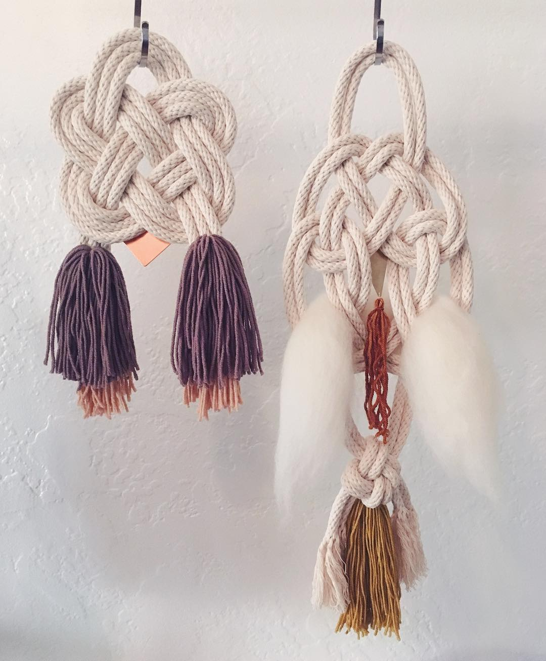 Knot Wall Hangings