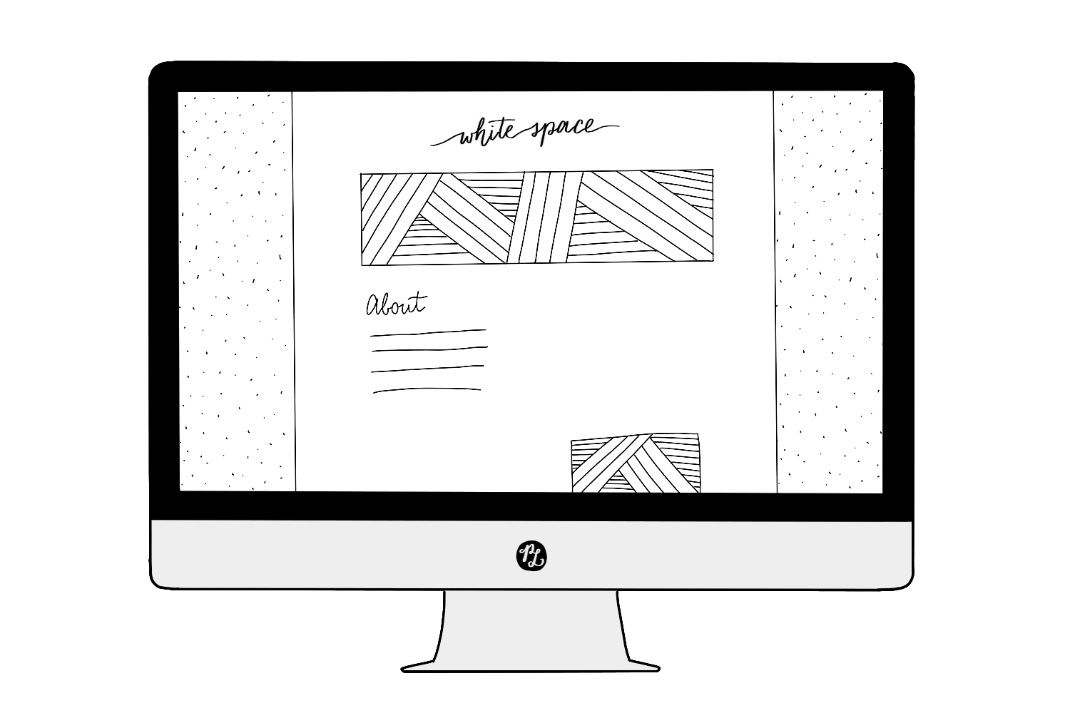 How to choose the Right Squarespace Template based on 7 Website Categories– Minimal Template — PACIFIC LETTERS –  pacificletters.co...