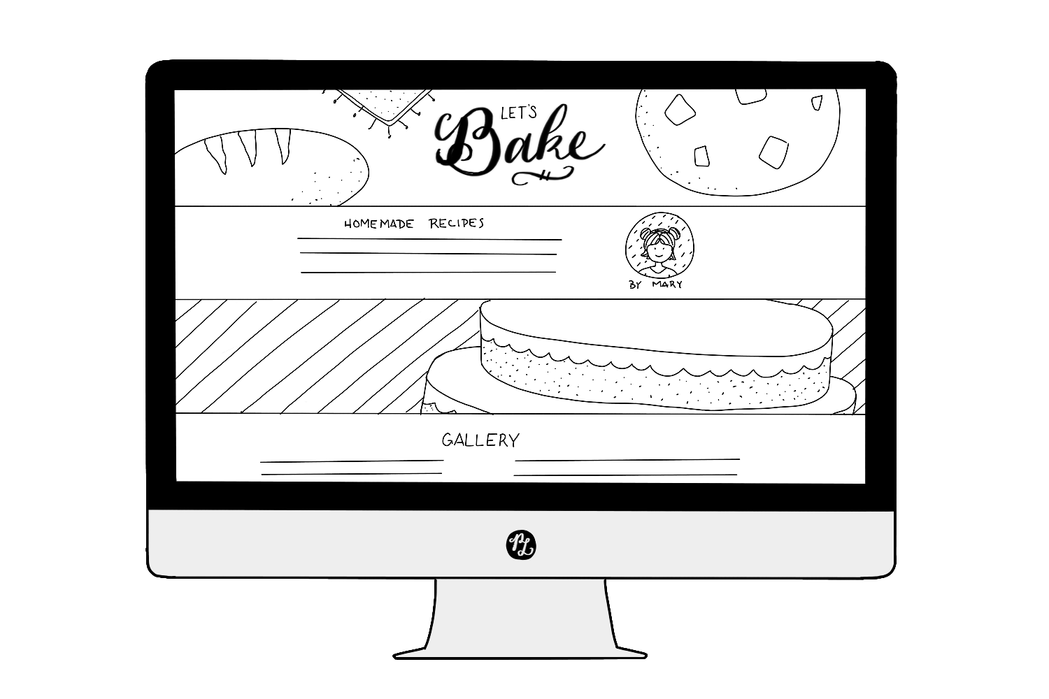 How to choose the Right Squarespace Template based on 7 Website Categories– Sectional Template — PACIFIC LETTERS –  pacificletters.co...