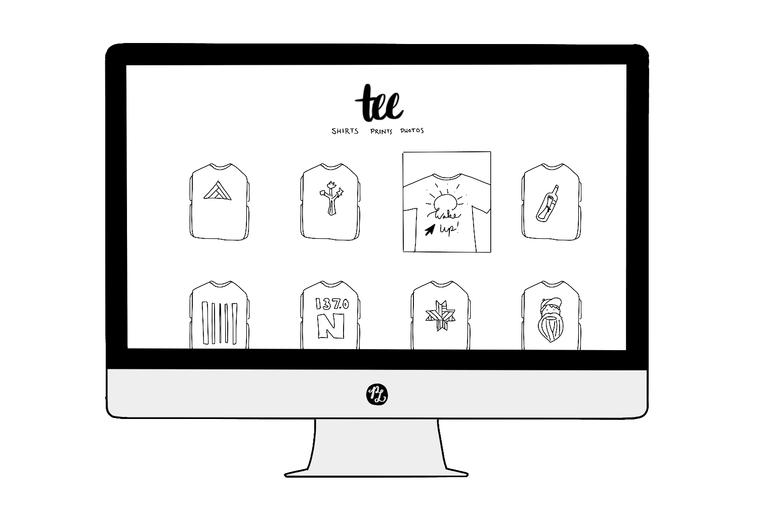 How to choose the Right Squarespace Template based on 7 Website Categories– Shop Template — PACIFIC LETTERS –  pacificletters.co...