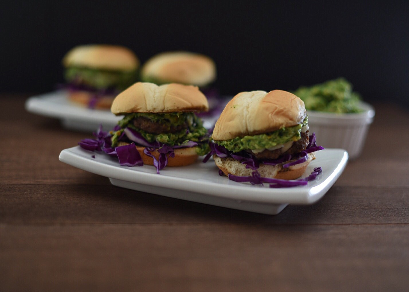 flamin' goat sliders