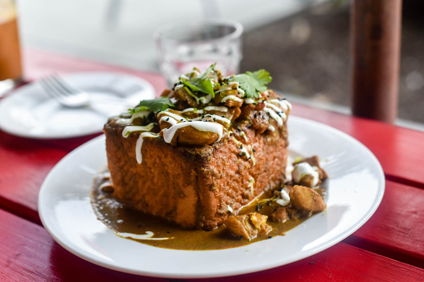 South African Bunny Chow
