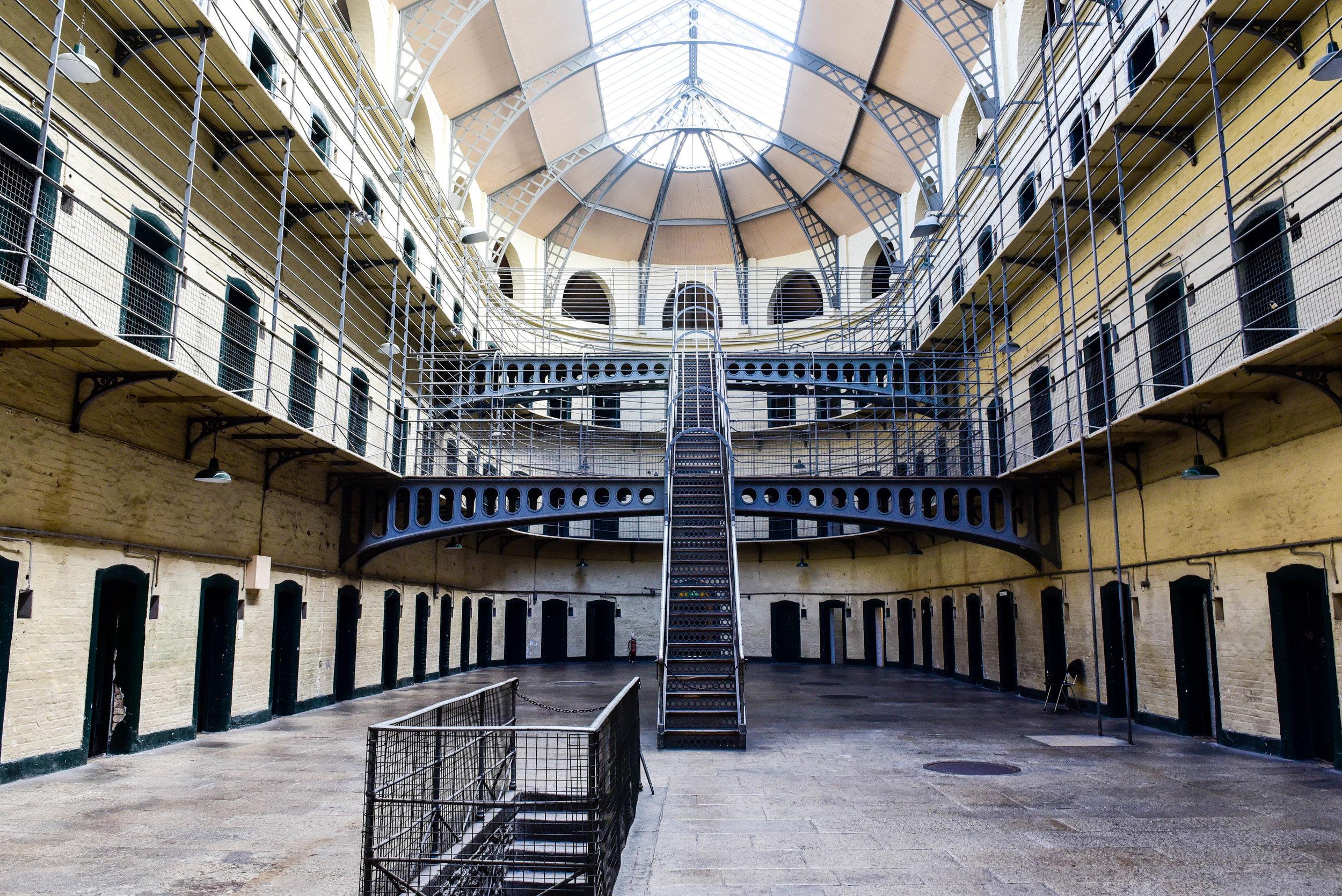 Kilmainham Gaol Prison
