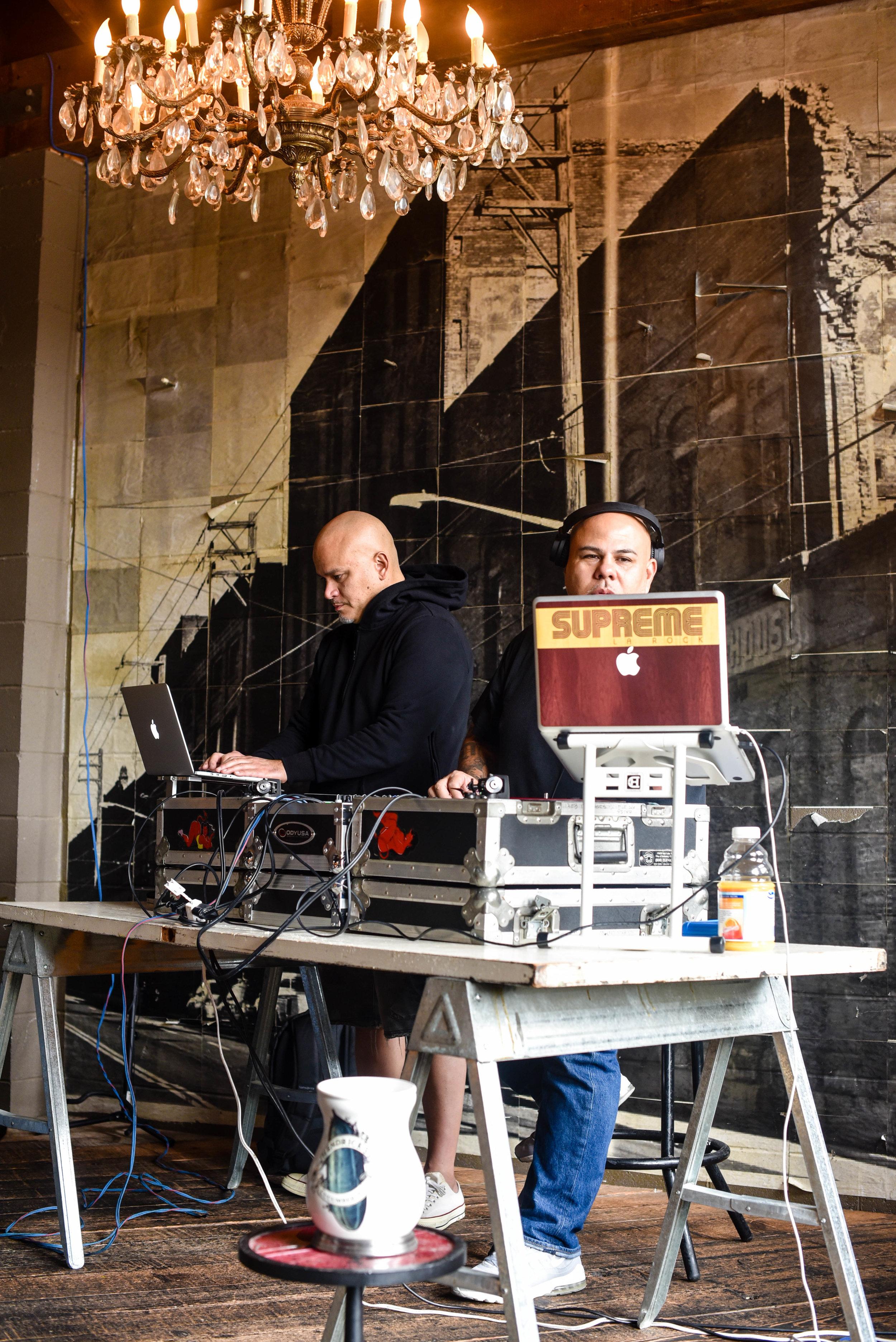 DJ at Brass Tacks Seattle