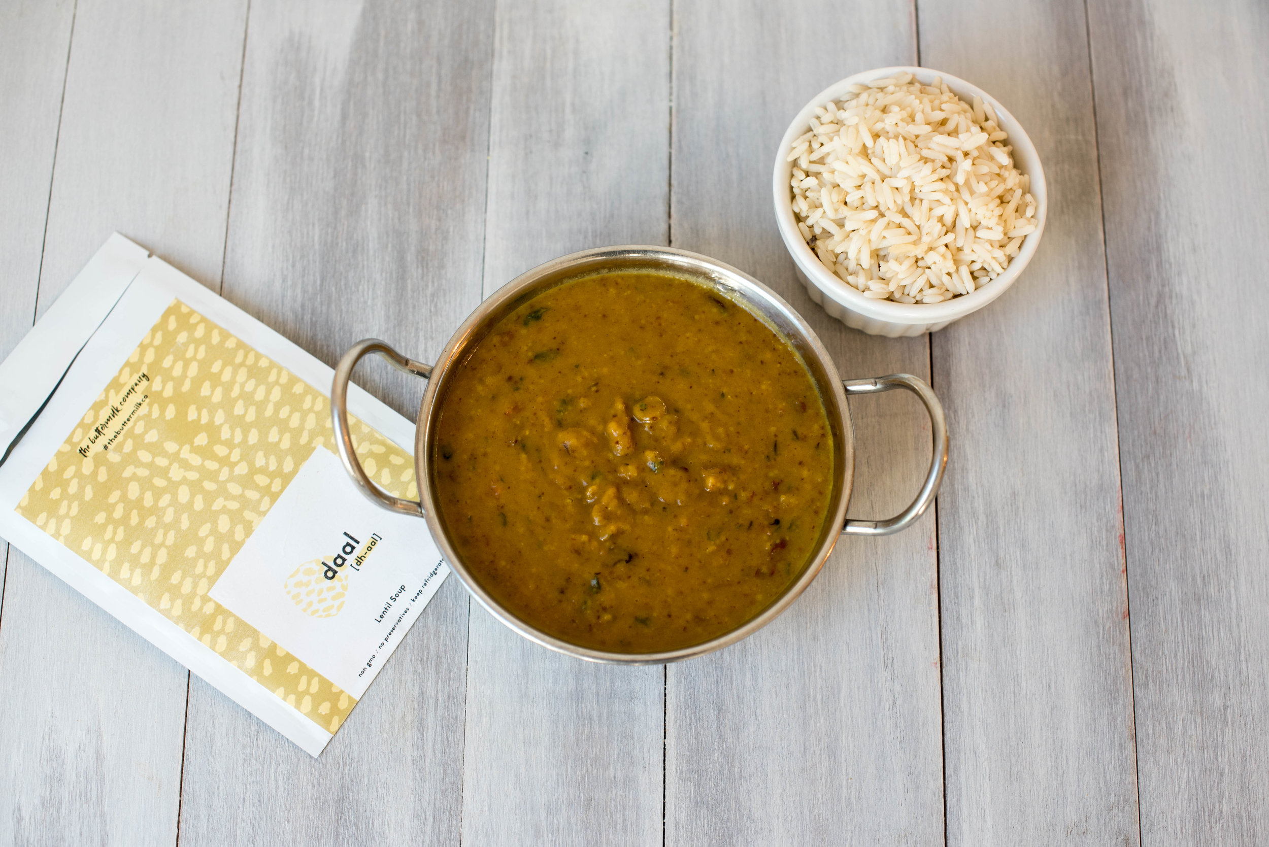 The Buttermilk Company: Daal