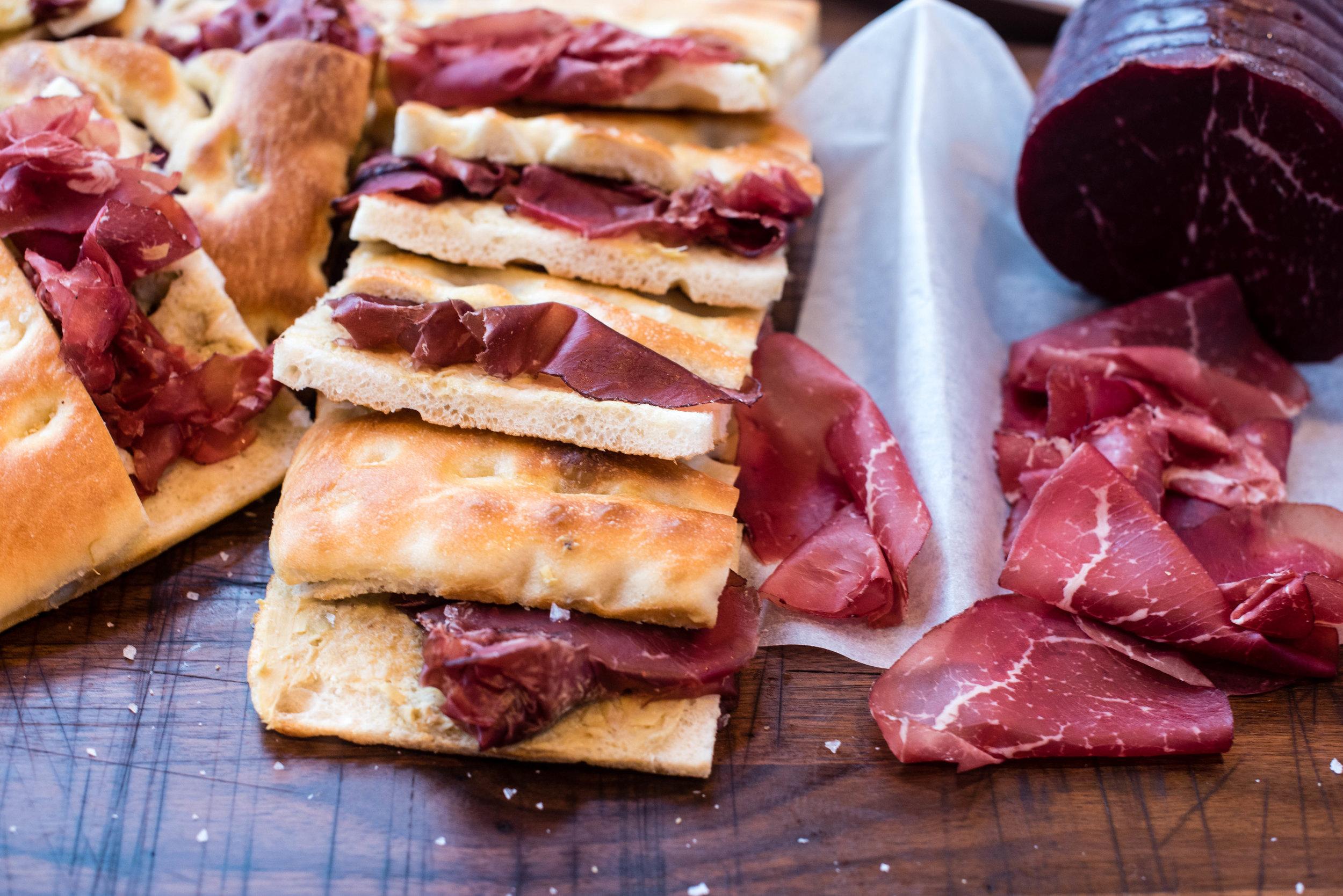 Prosciutto from Parma