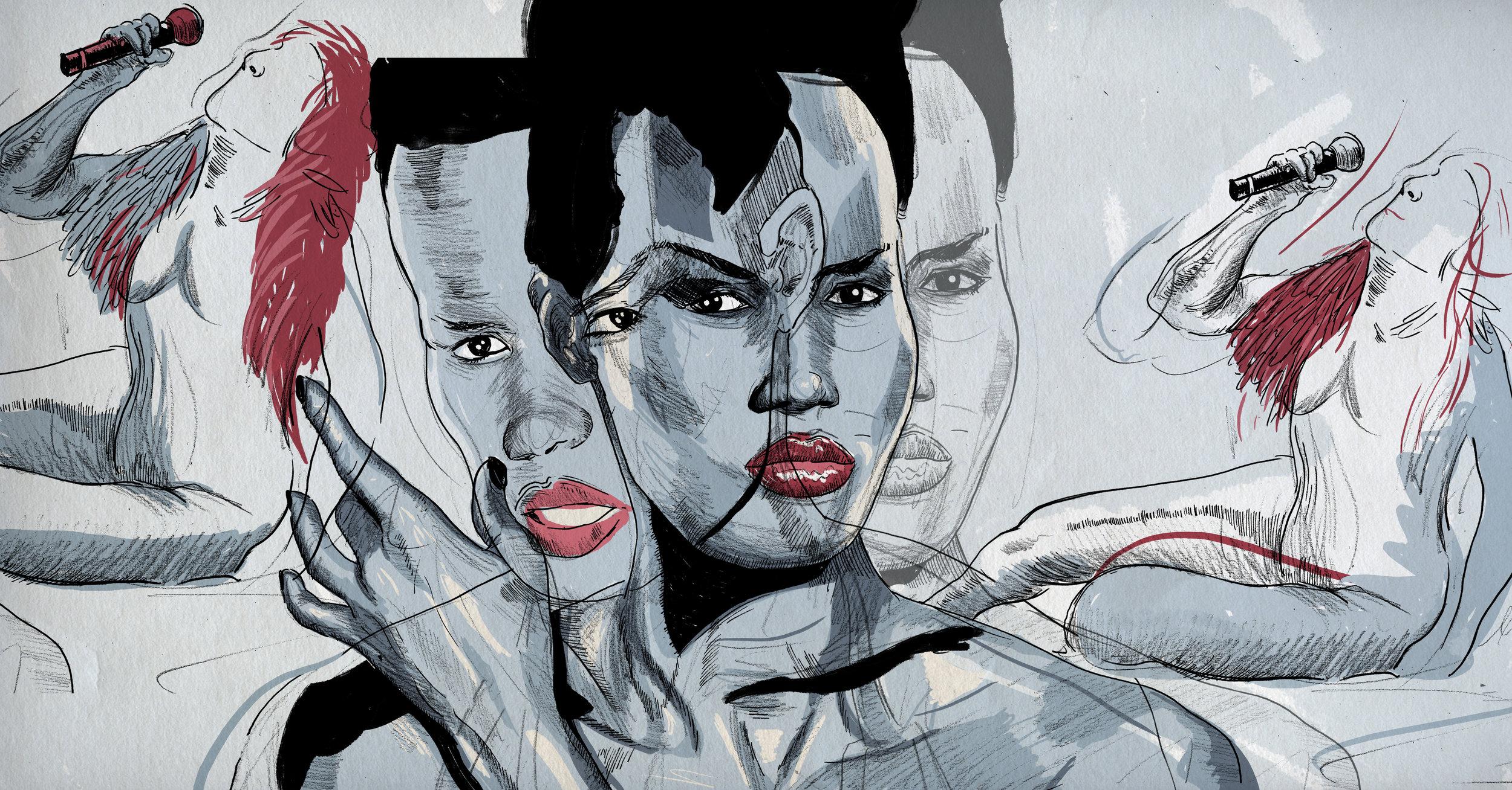 Grace Jones and the Power of Sex by Daisy Jones
