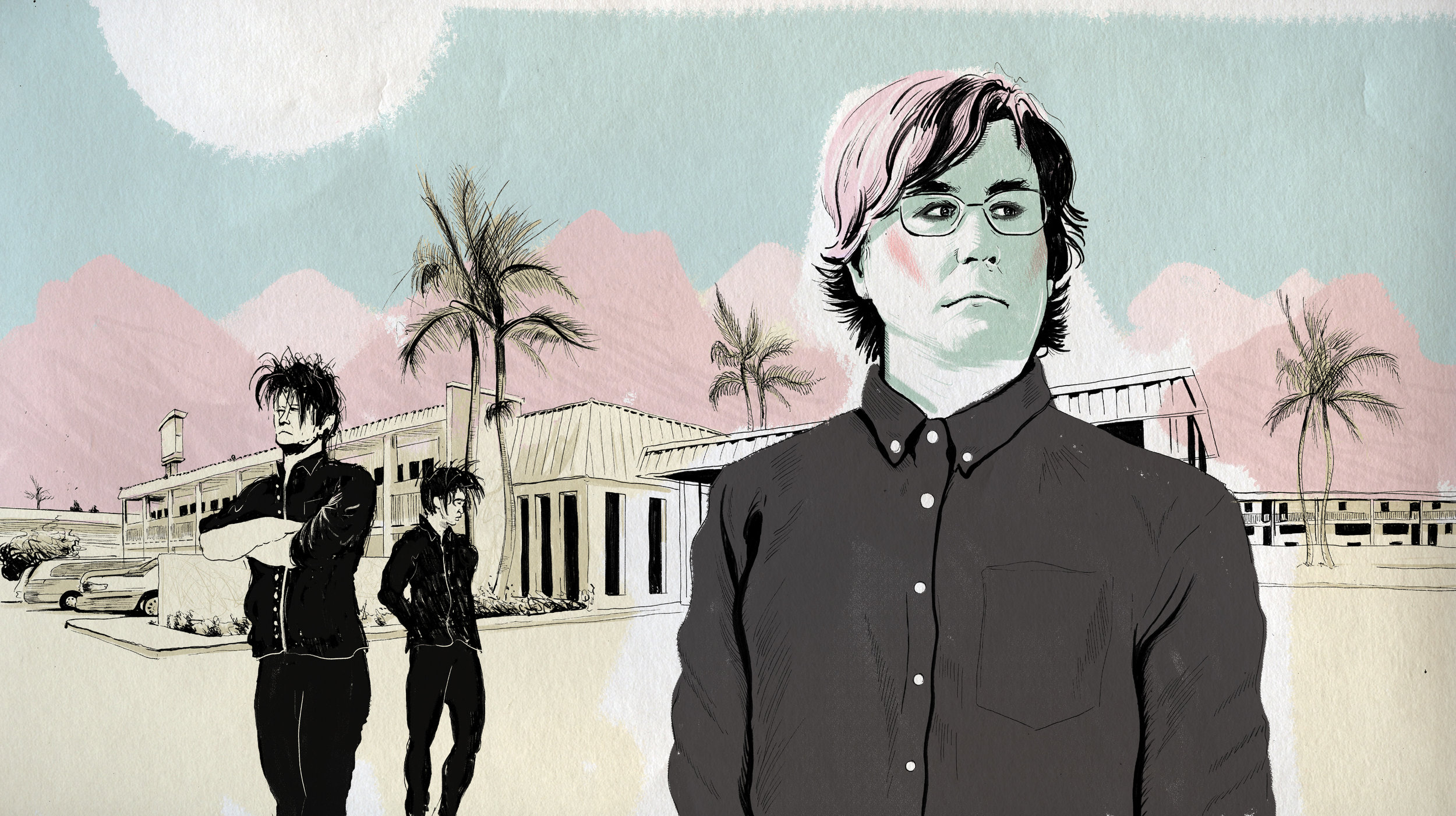John Darnielle Lived the Teenage Goth Life I Never Did by Cam Lindsay