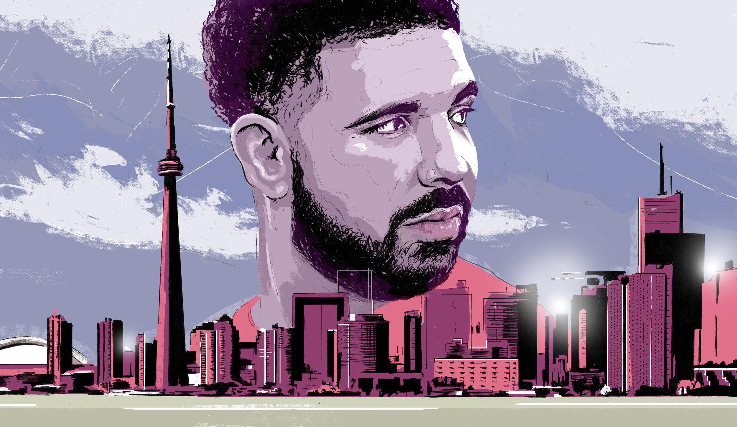 What's Drake to Do When Toronto Isn't Enough? by Amani Bin Shikhan