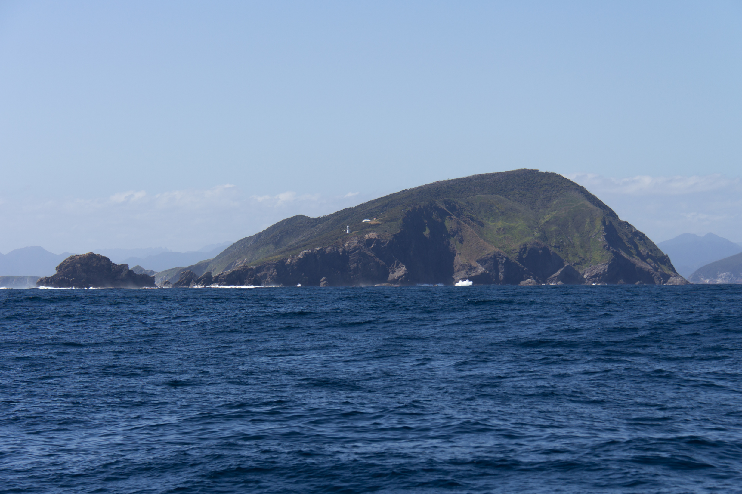 Maatsuyker Island from the South.