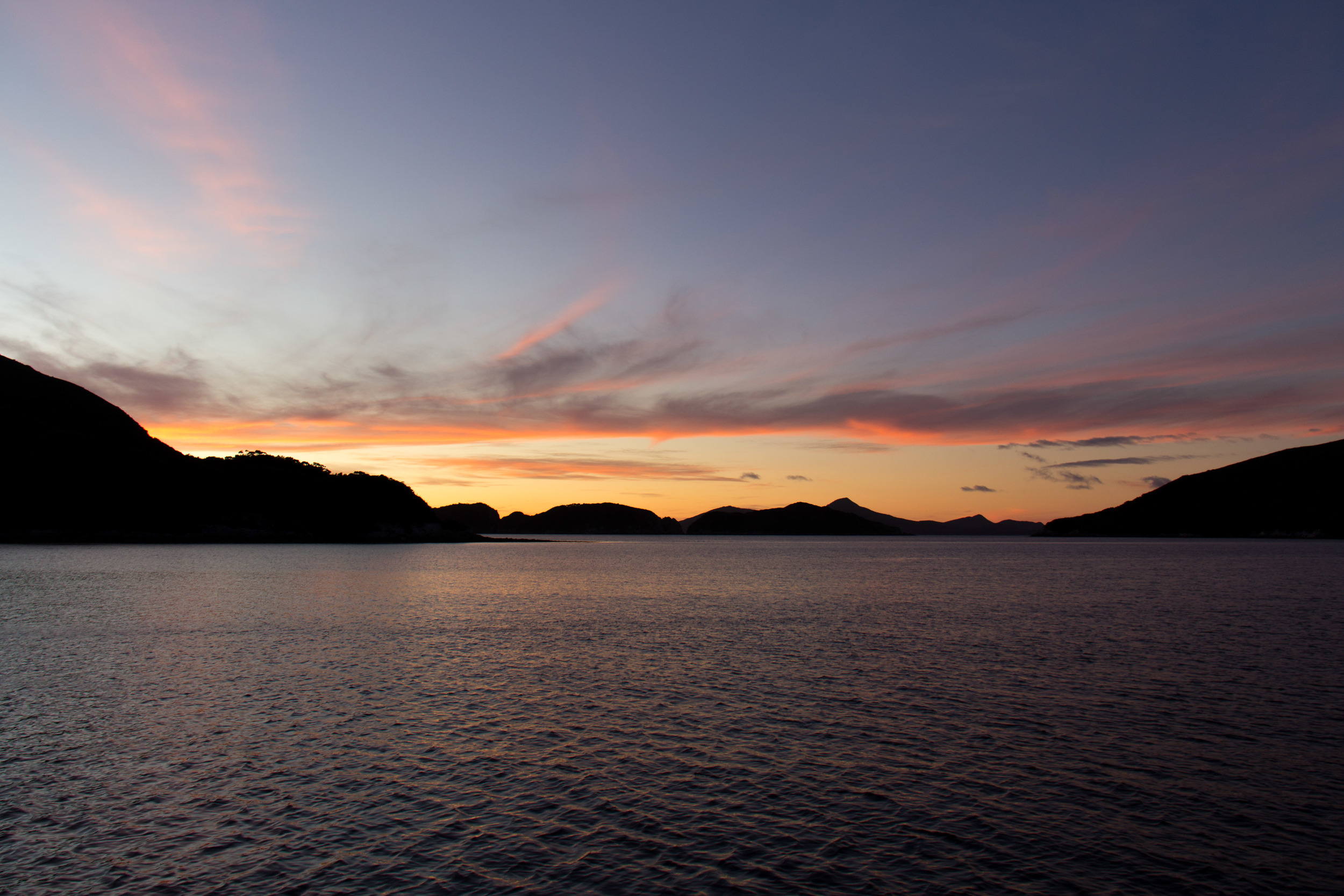 Port Davey, Tasmania.