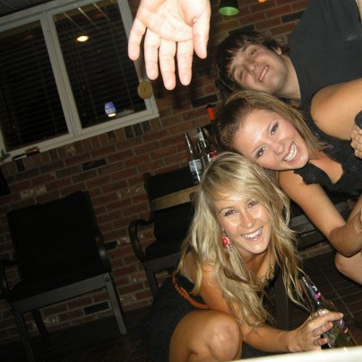 21 year old Liss had just moved to Canada for working holiday and was in Full party mode