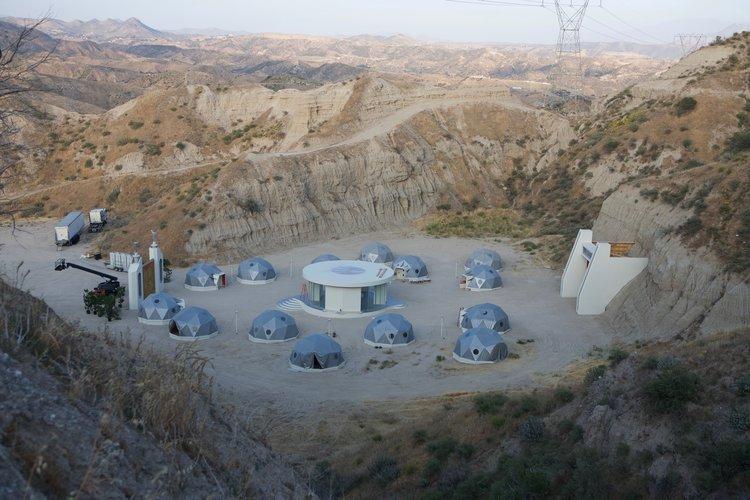 MONS Mars Training Facility