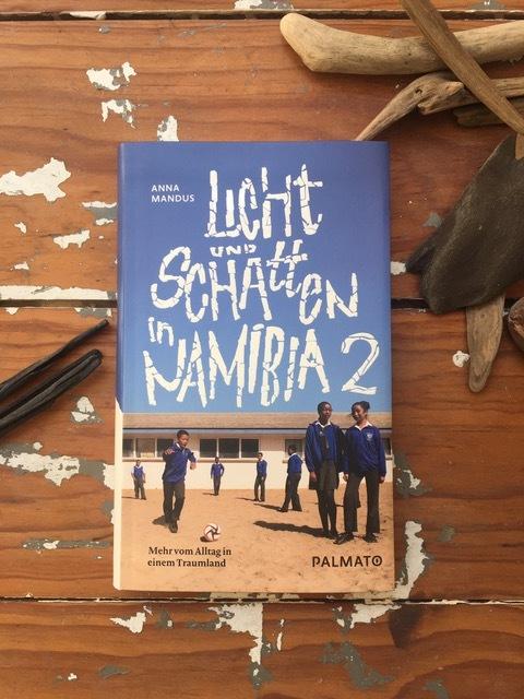 Anna Mandus neues Buch ist erschienen. Für alle, die ihre humorvollen und informativen Stories lieben, und für alle Fans des Traumlands Namibia. -