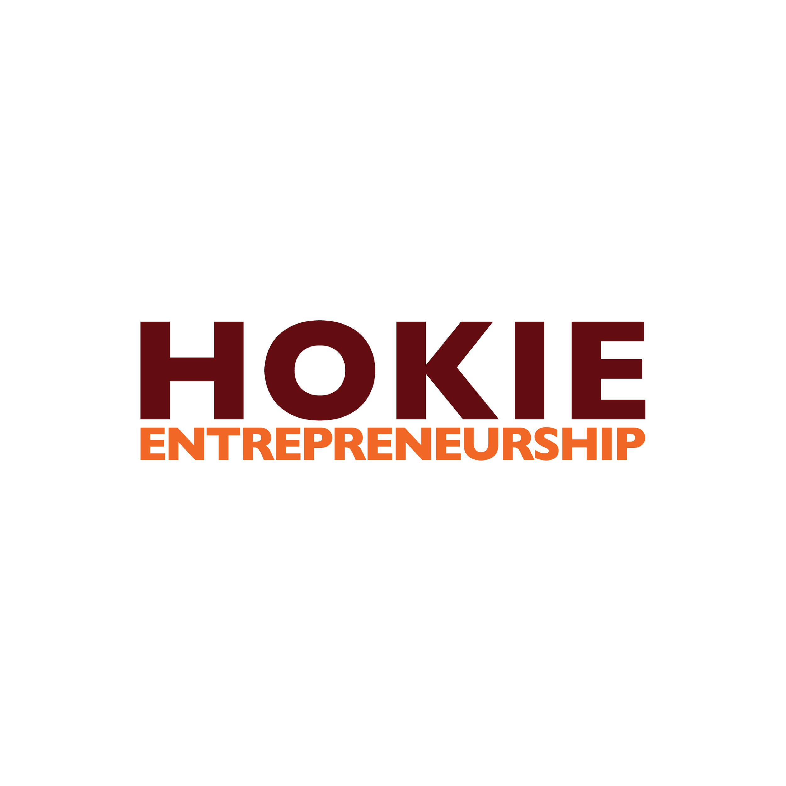 For:  Commissioned by the  Apex Center for Innovation and Entrepreneurship  as a part of branding Virginia Tech's entrepreneurs  Impact: Apparently using the word 'Hokie' has a lot of restrictions, so it was never officially used