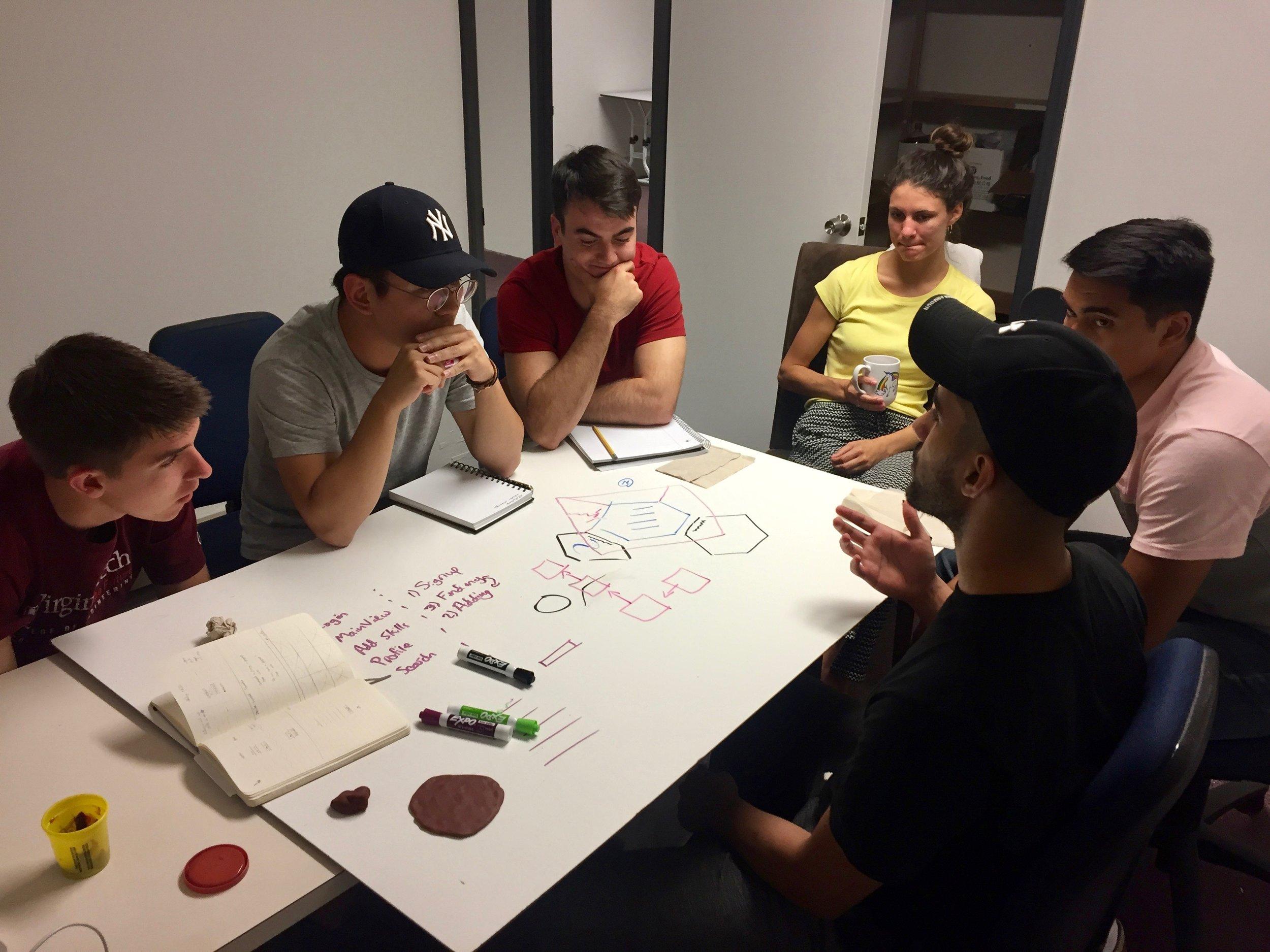 Nectar design and development team