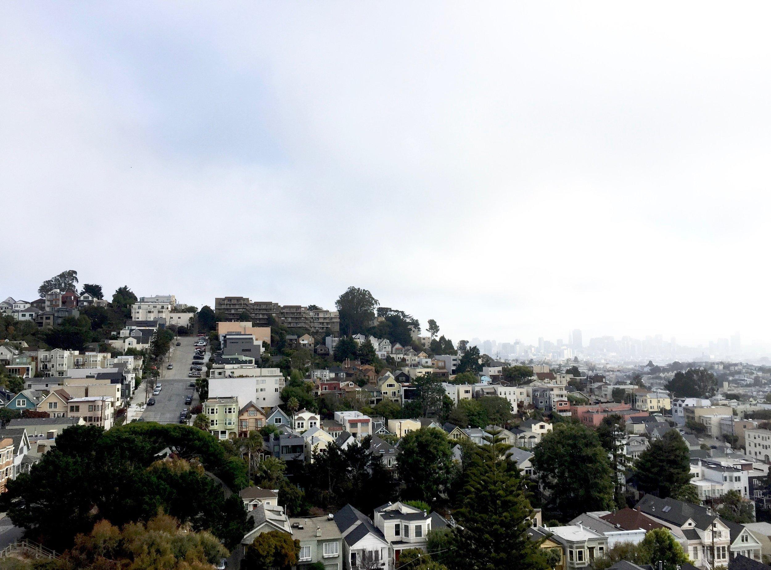 San Francisco, CA . August 2016