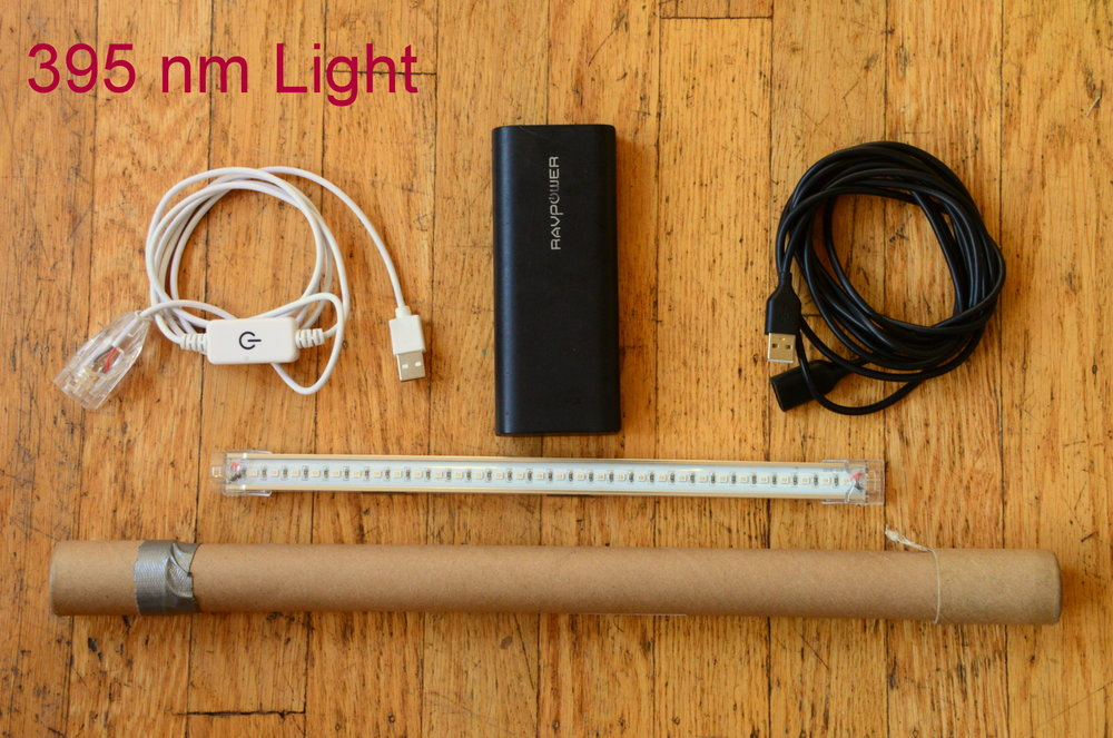 DIY Moth Light system