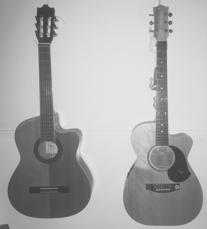 Even more Guitars