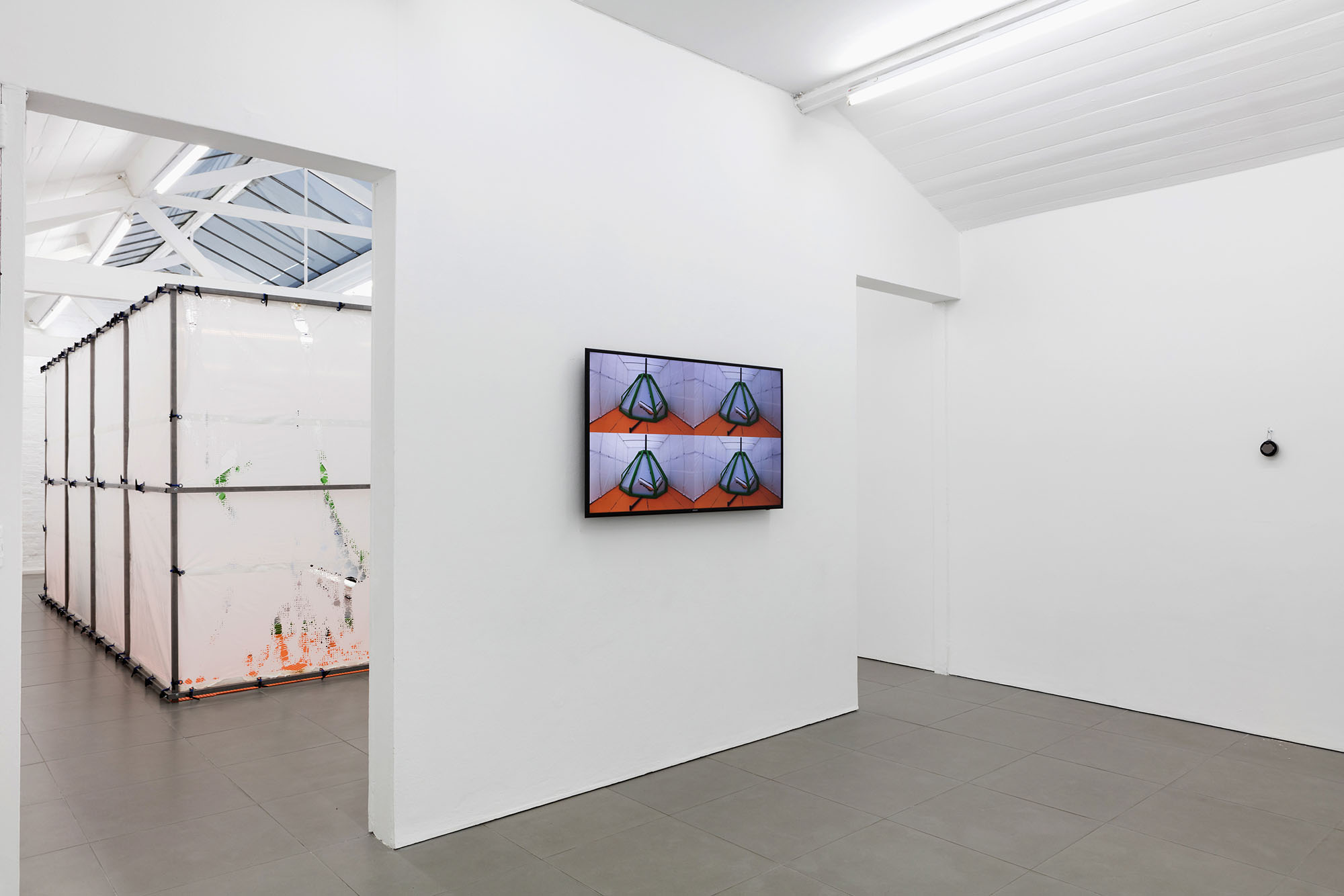 Anne De Vries at Cell Project Space