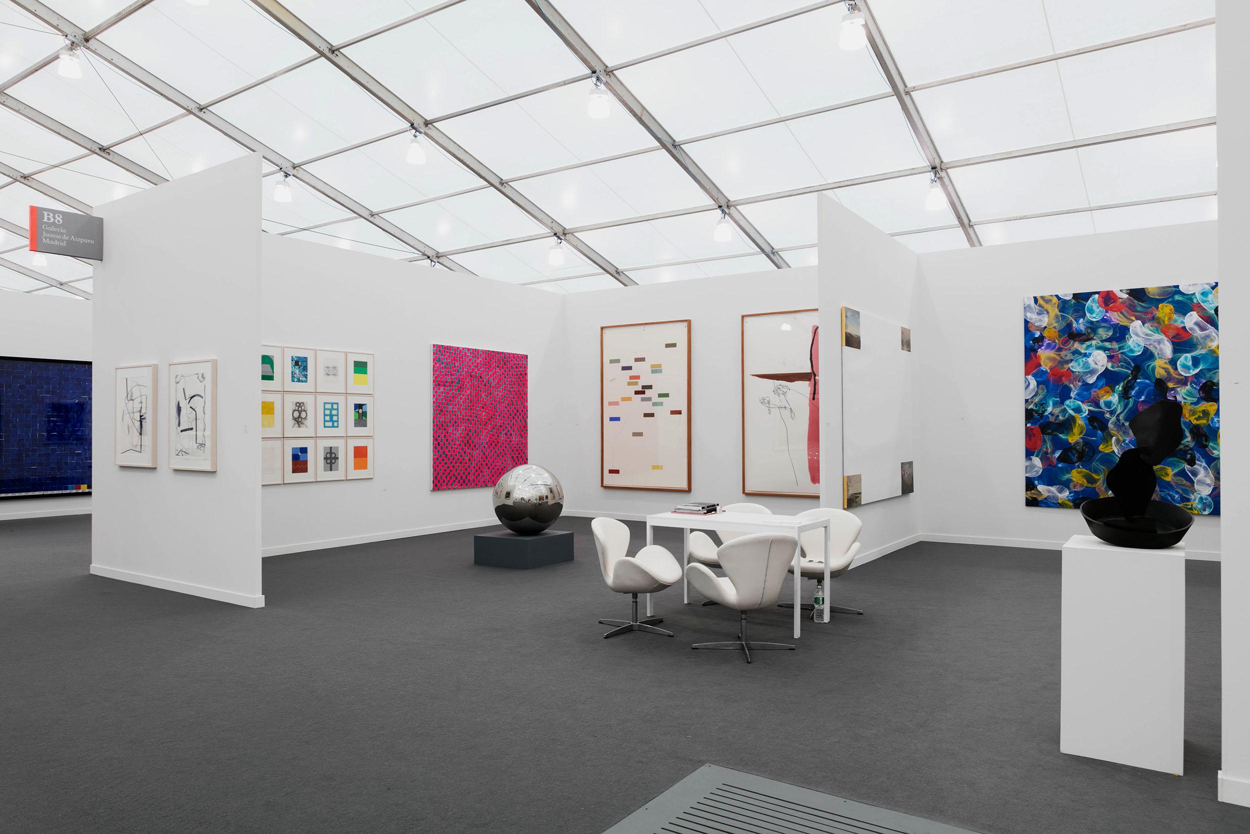 Galería Juana de Aizpuru at Frieze New York 2016