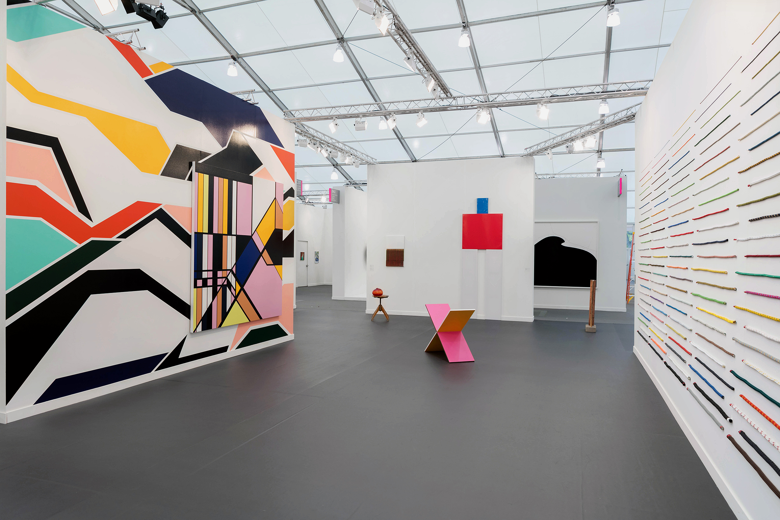 White Cube at Frieze New York 2016